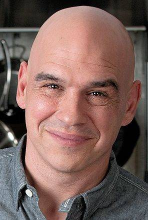 "Meat-loving chef Michael Symon has published a new cookbook, ""Carnivore."""