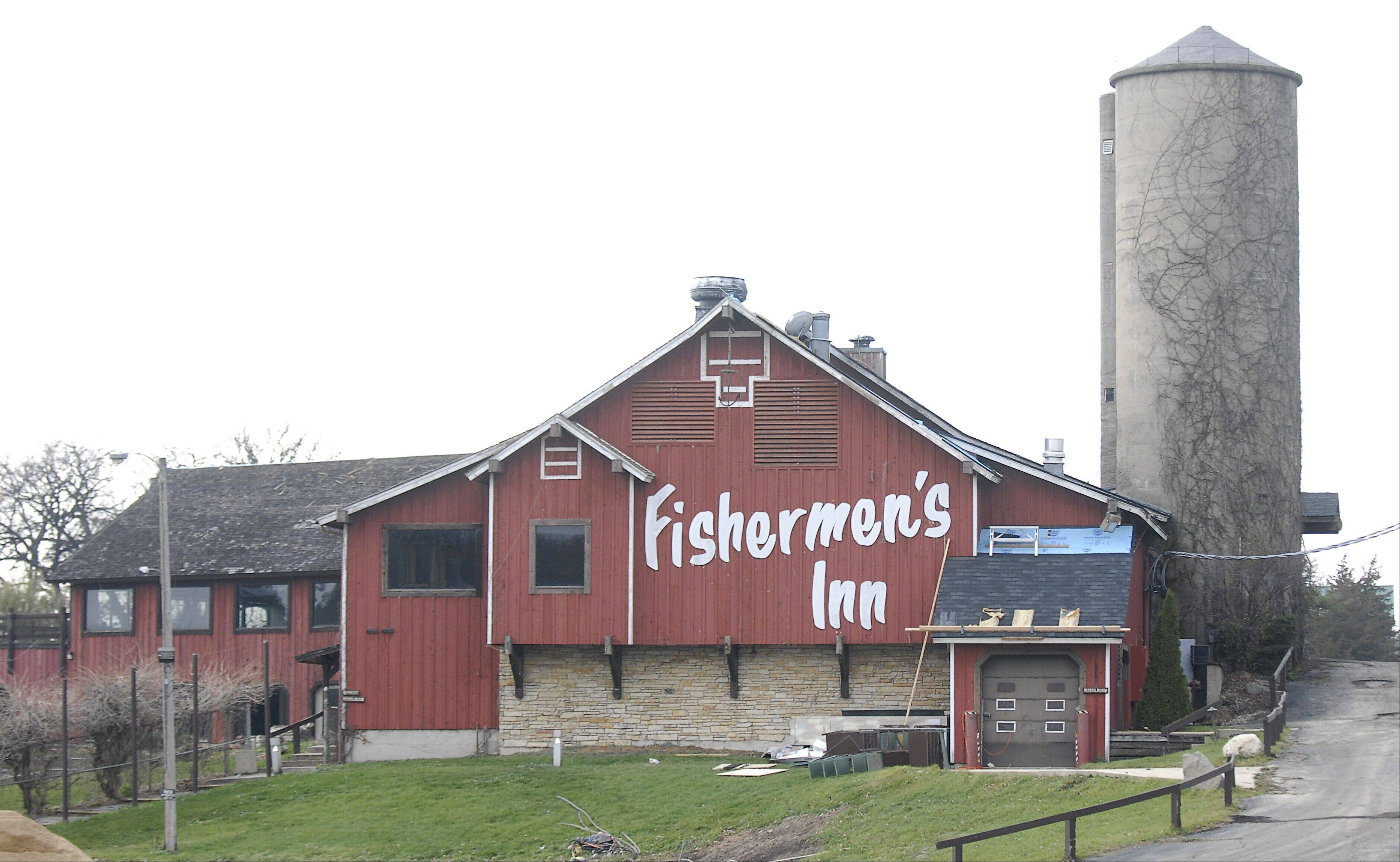 The Fishermen's Inn in Elburn has new owners, who plan to reopen the restaurant sometime next year.