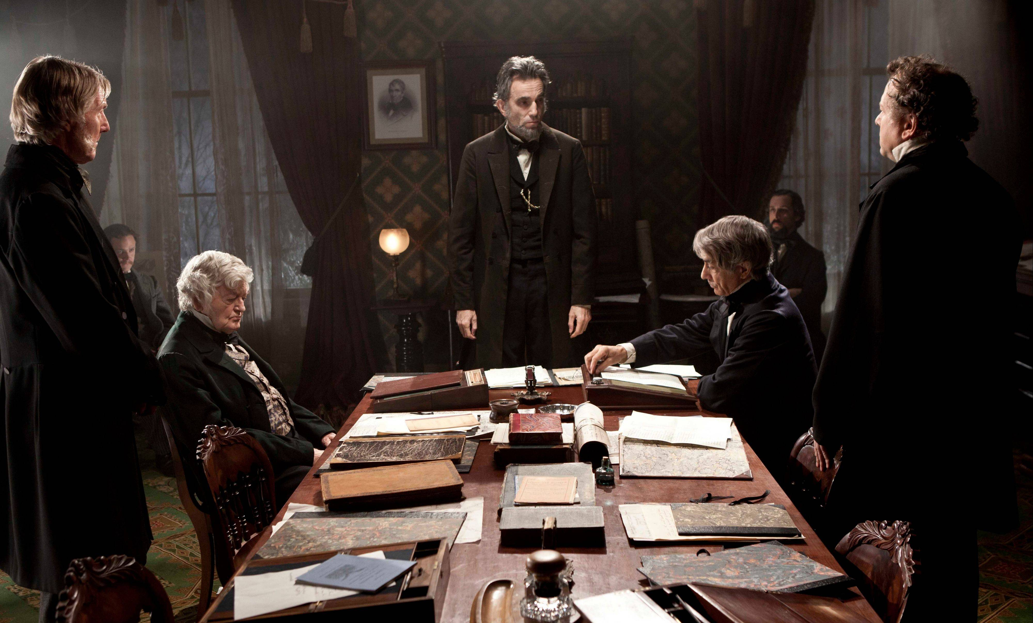 Spielberg, Day-Lewis unite for epic 'Lincoln' tale