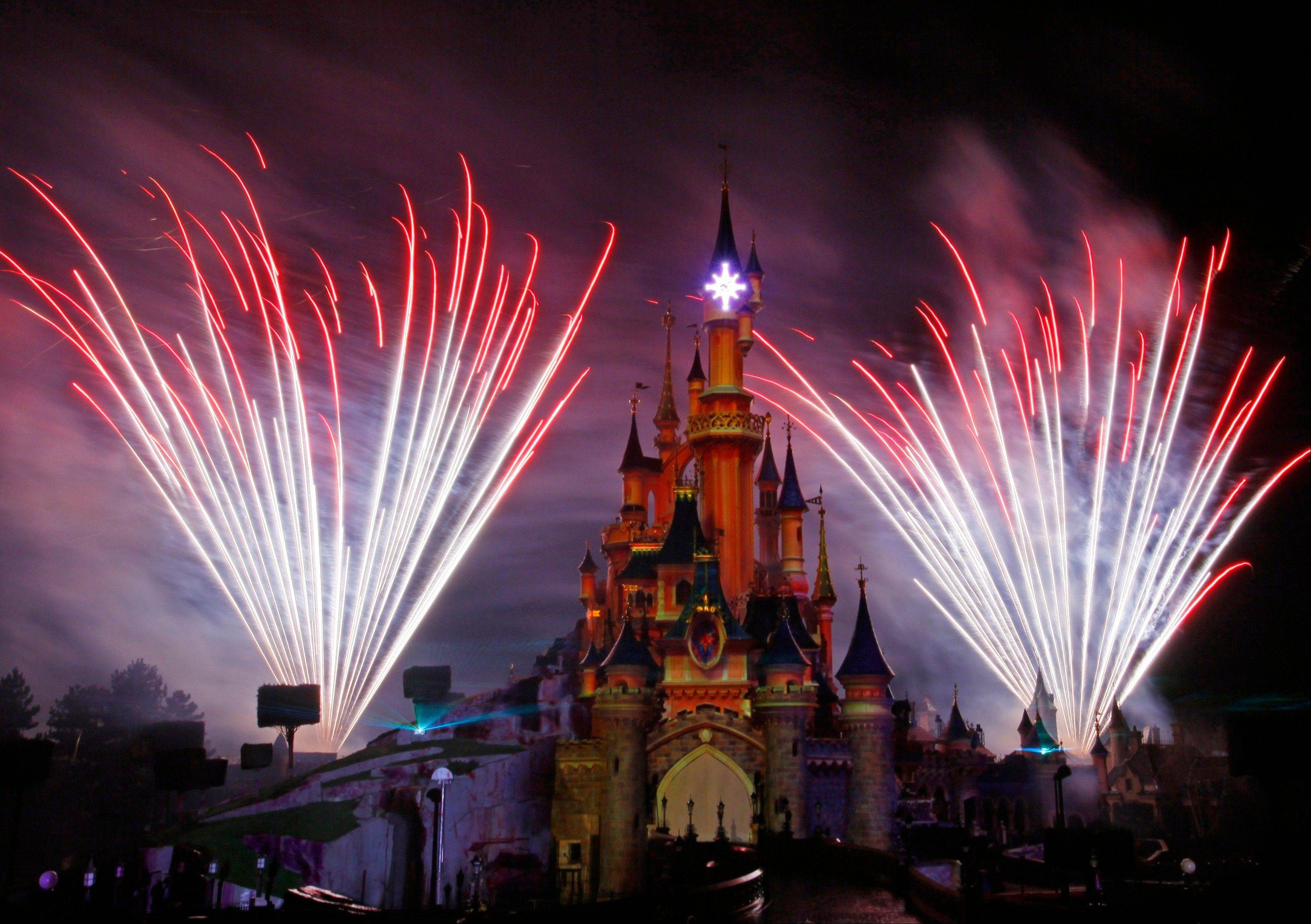 Associated PressThe Walt Disney Co. said Thursday that its net income in the latest quarter rose 14 percent thanks to an uptick in revenue driven by higher consumer spending at its theme parks and on its cruise ships.