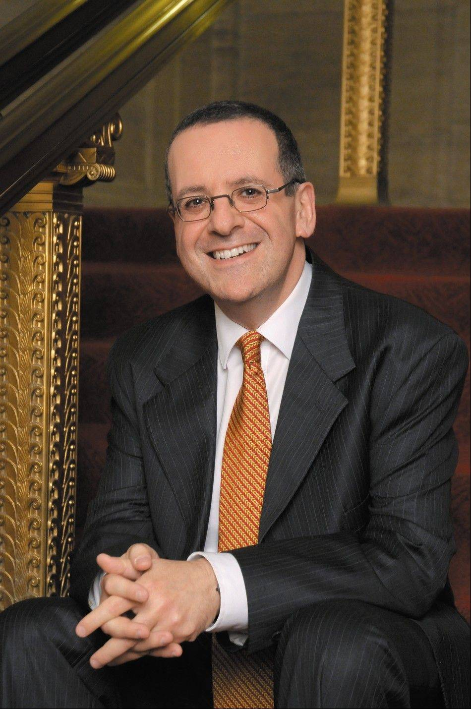 Anthony Freud became general director of the Lyric Opera of Chicago in 2011.