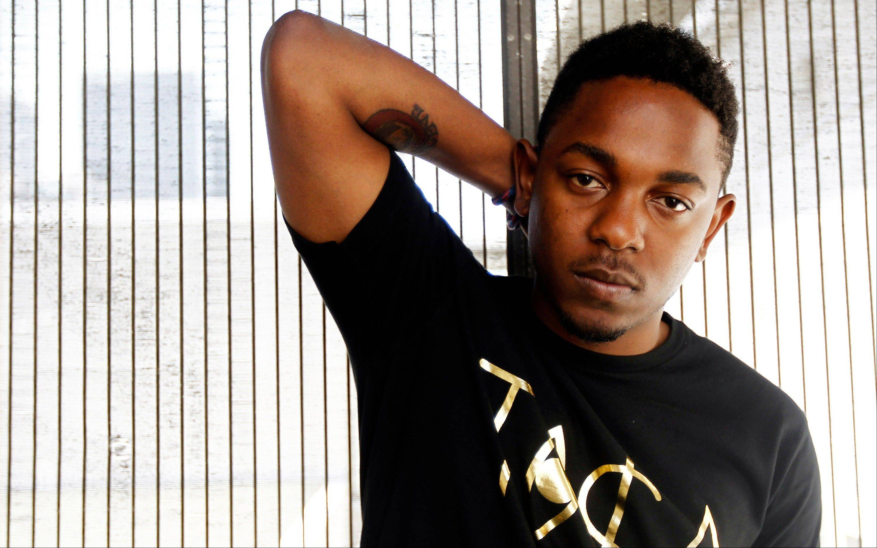 Rapper Kendrick Lamar made a splash with his major label release, debuting No. 2 on Billboard's Top 200 behind Taylor Swift, and topped the rap charts with more than 241,000 copies sold.