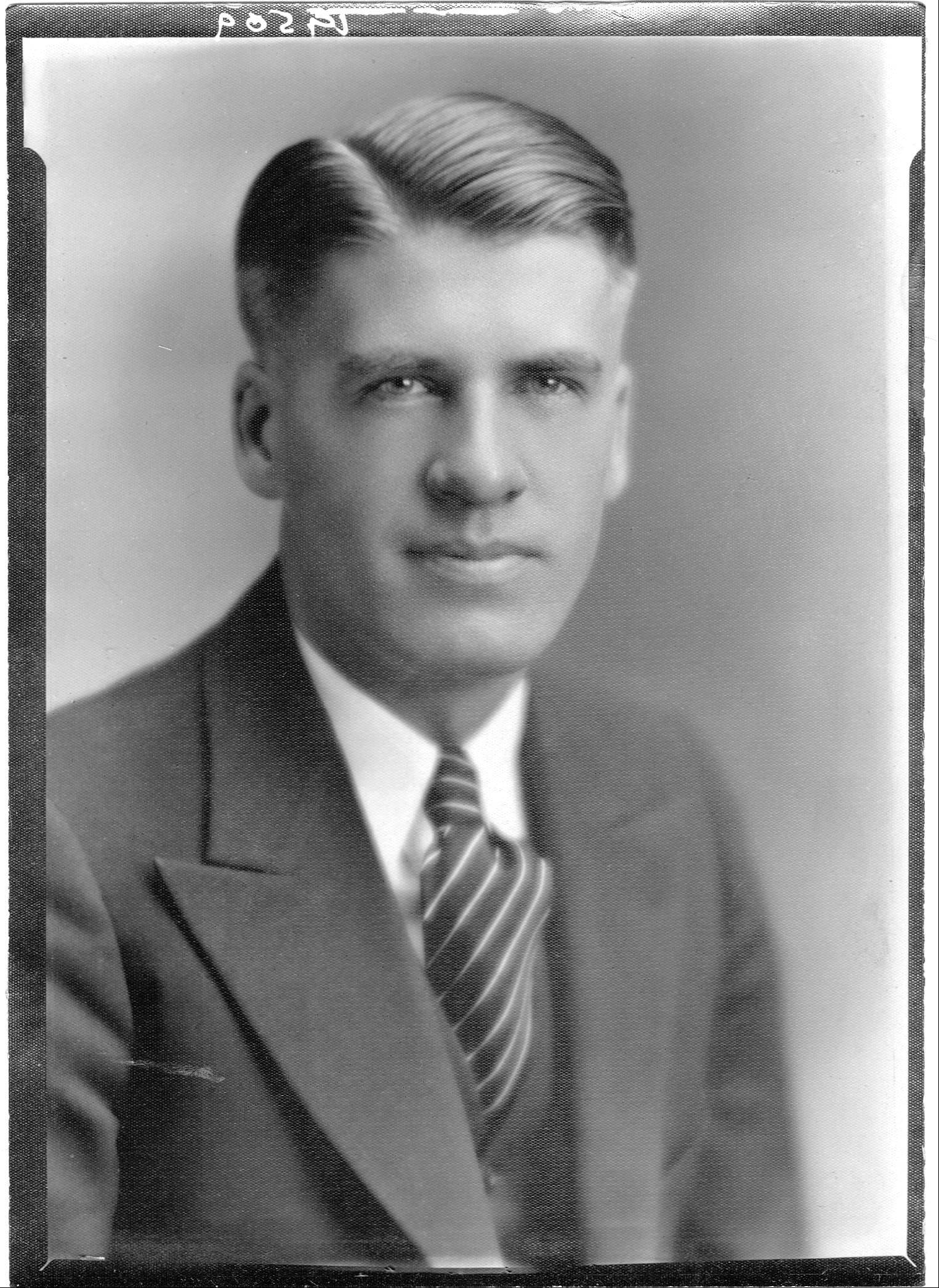 Pastor John Gaardsmoe served the church from 1931 until 1938.