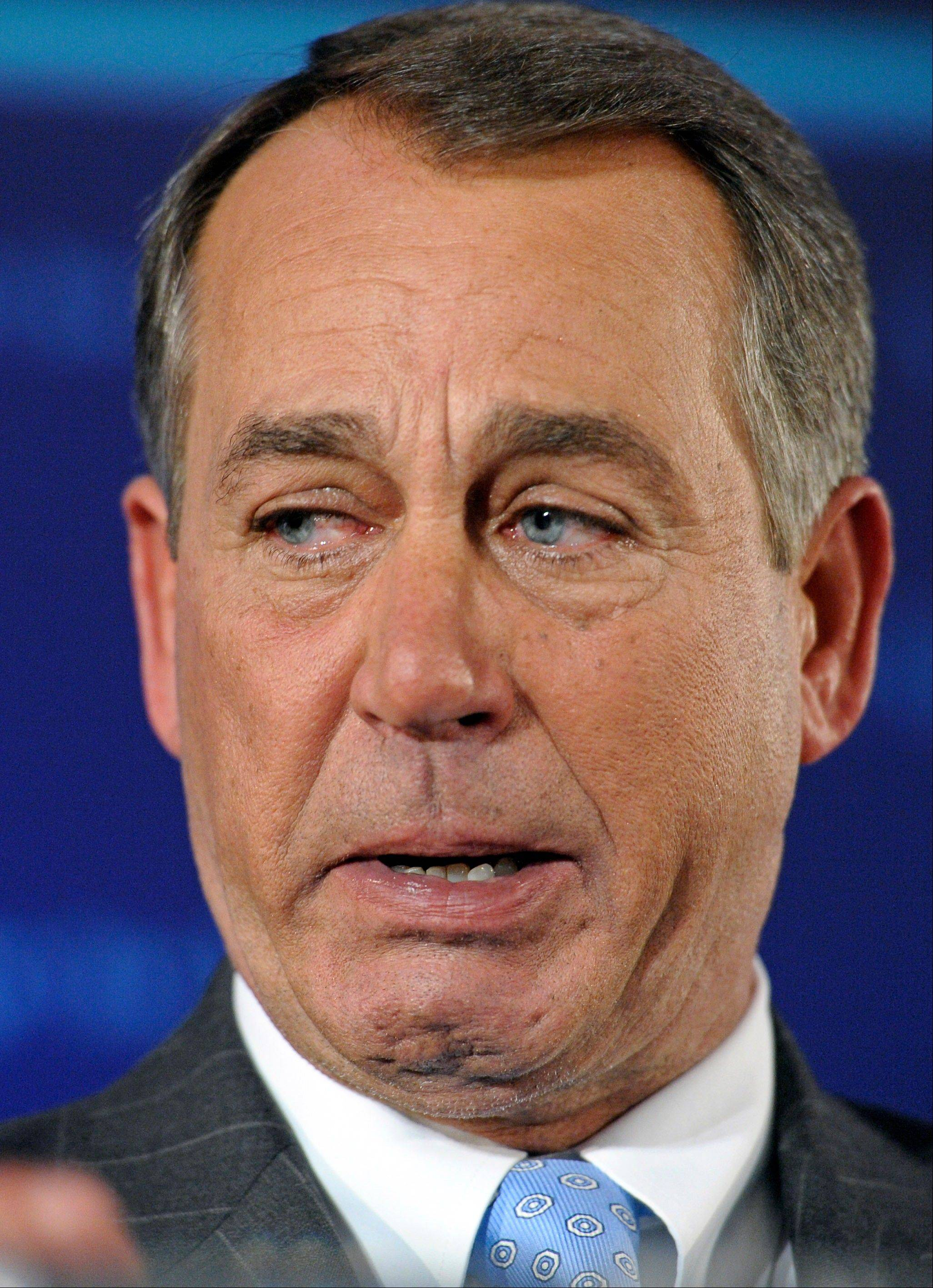 As Speaker of the House, Republican John Boehner holds one of the most powerful positions in the U.S. government -- and he cries so frequently that Twitter jokesters have taken to calling him the weeper of the house. He tears up easily, particularly when talking about the American dream.