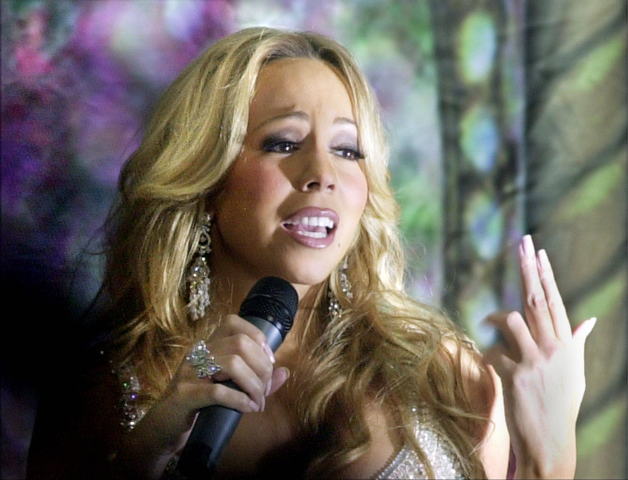 Mariah Carey was so excited about President Barack Obama's re-election that she released a new song in his honor.