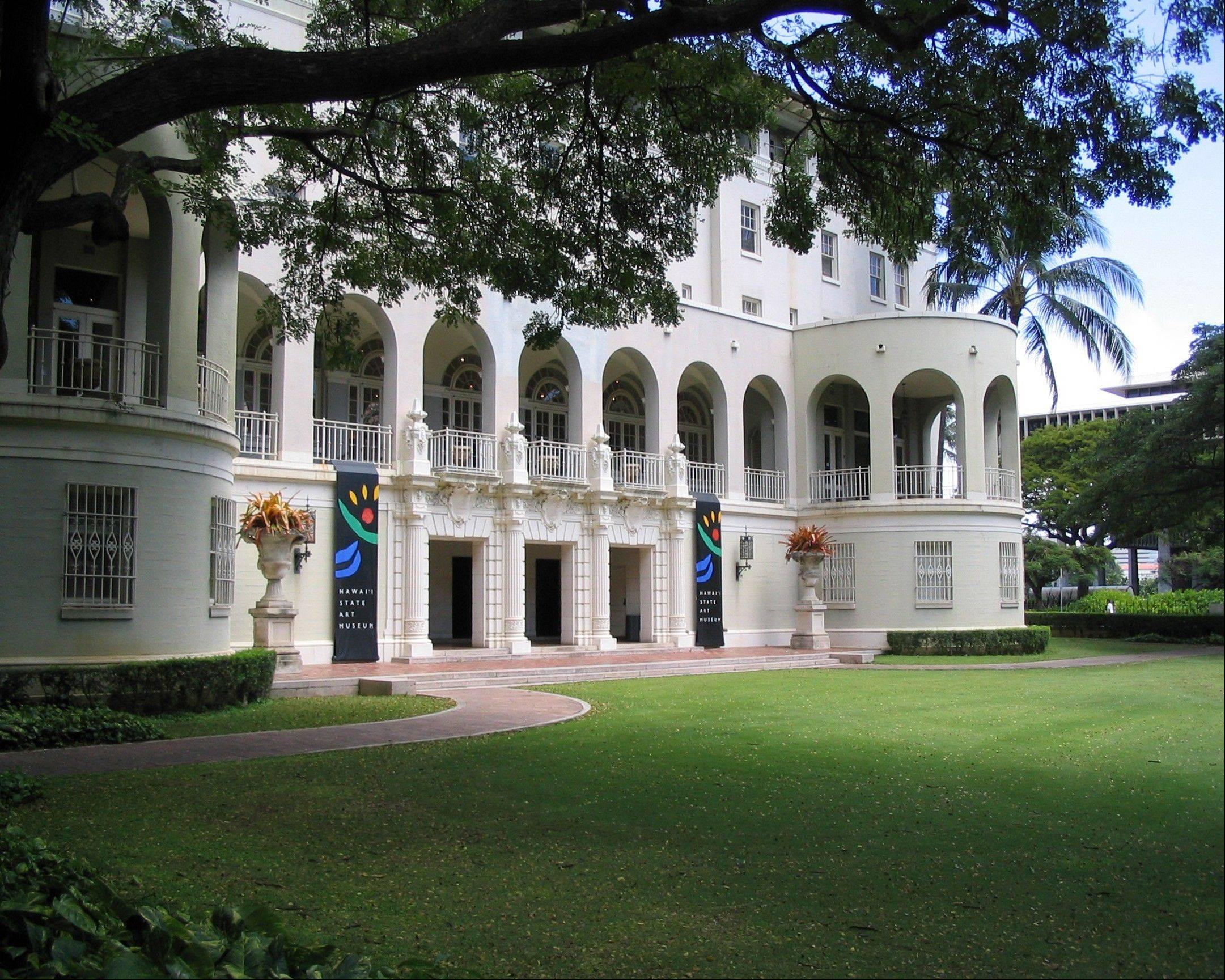 The Hawaii State Art Museum, located in historic downtown Honolulu, is one of a number of free things to do in Hawaii's capital.