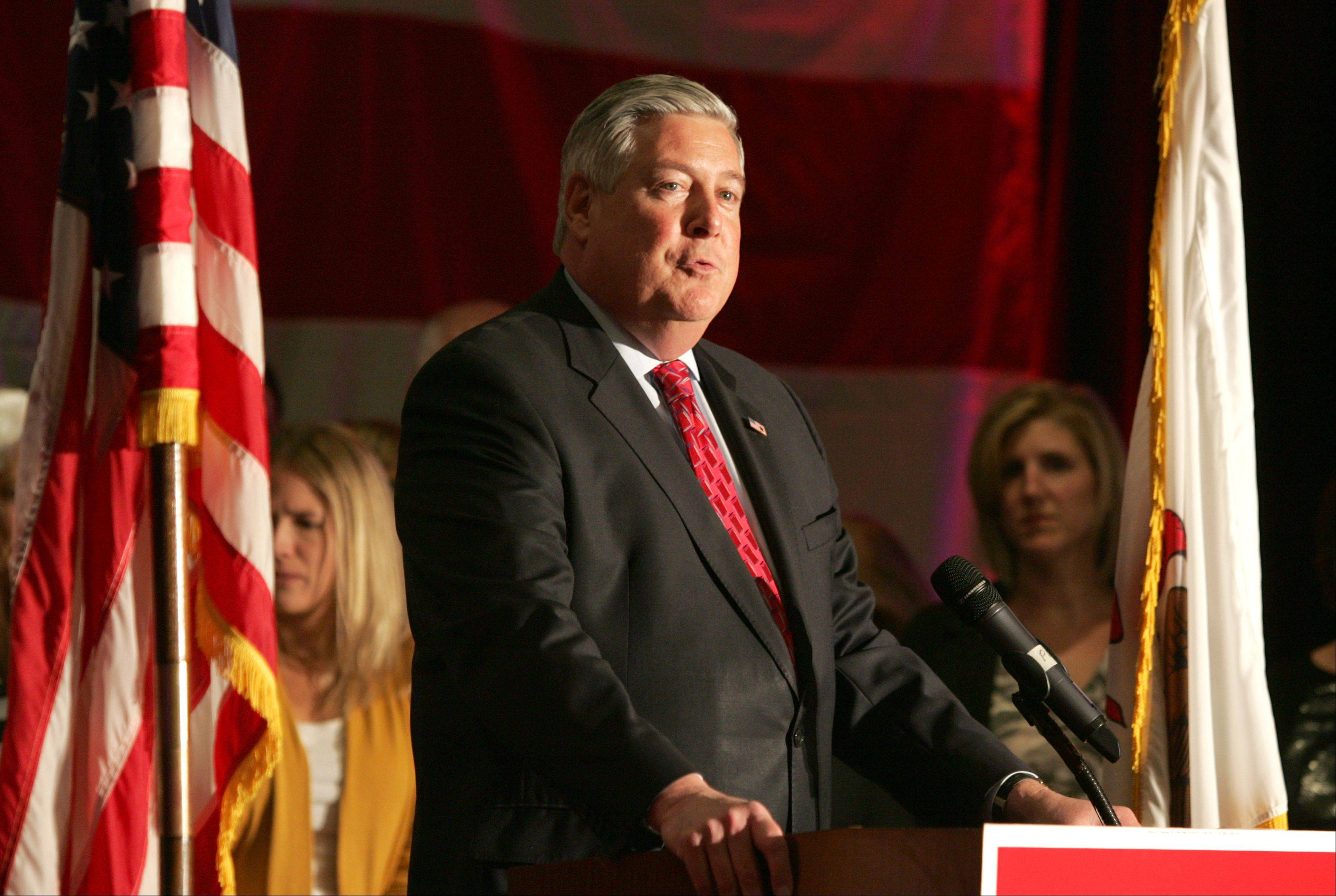 Republicans focusing on 2014 governor's race
