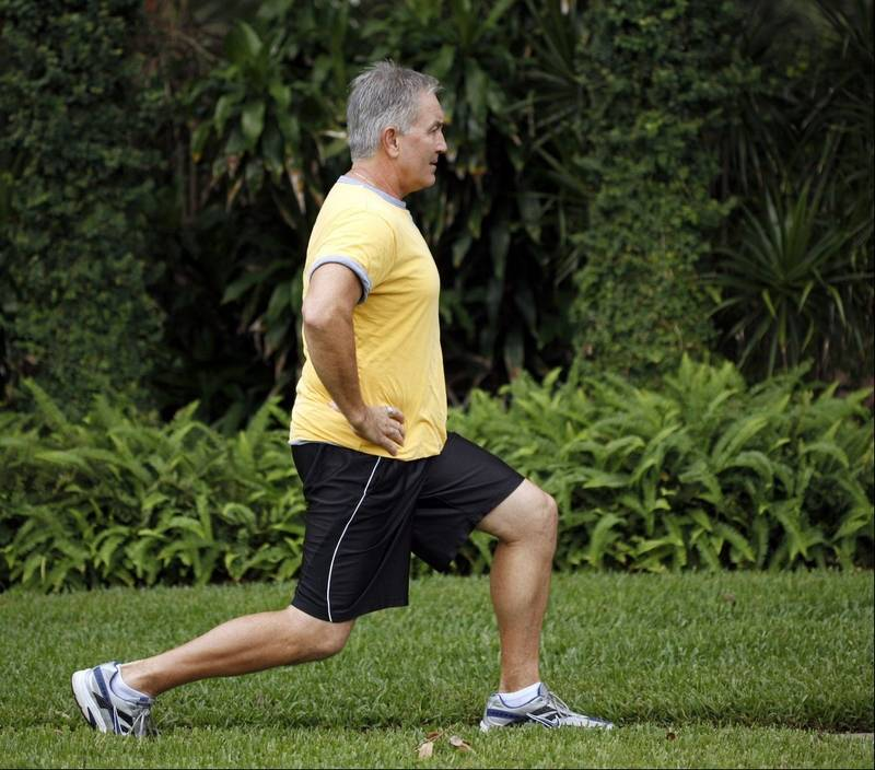 Best way to lose weight with knee injury recovery