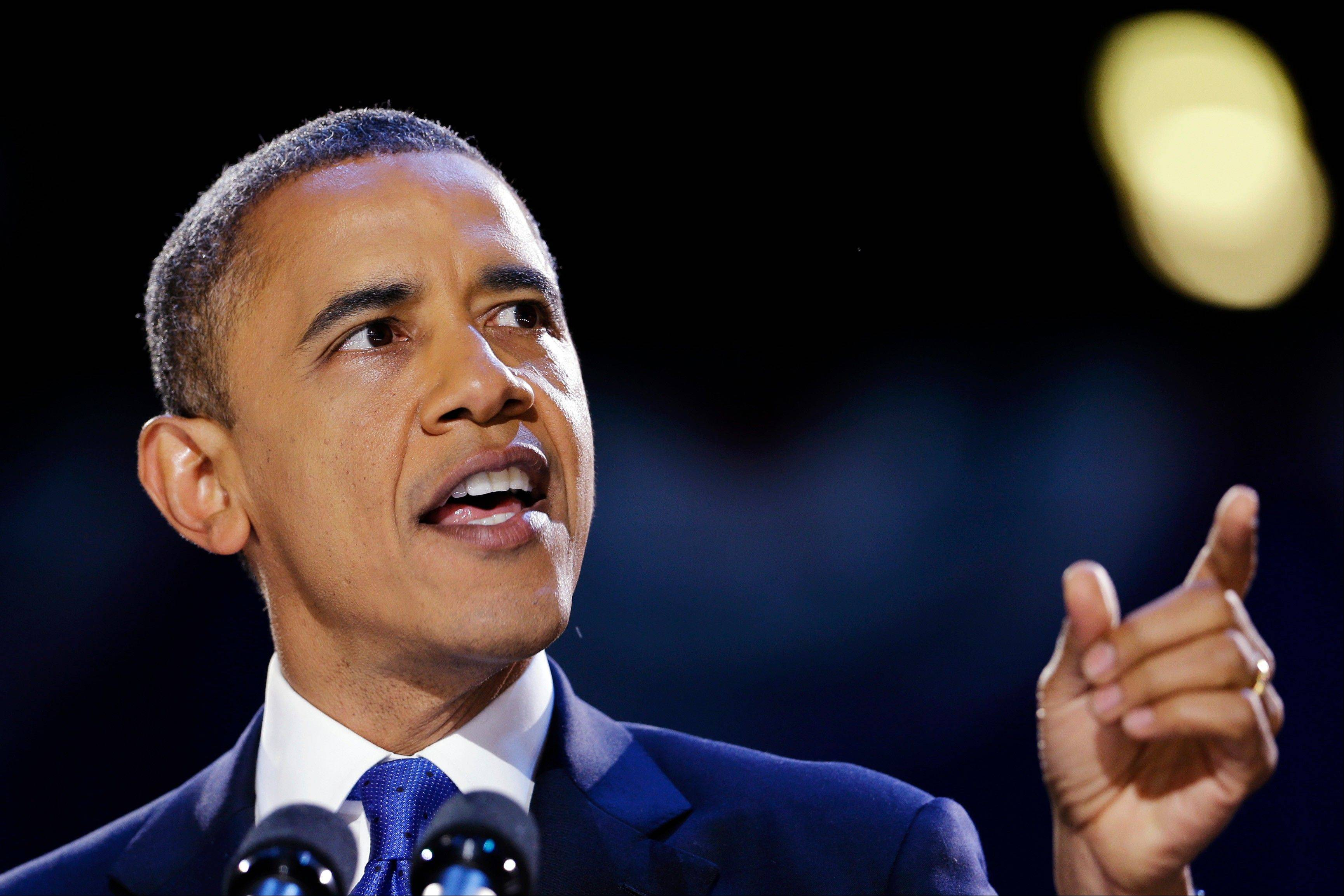President Barack Obama likely will have a chance to shape the Supreme Court in his next four years in office.
