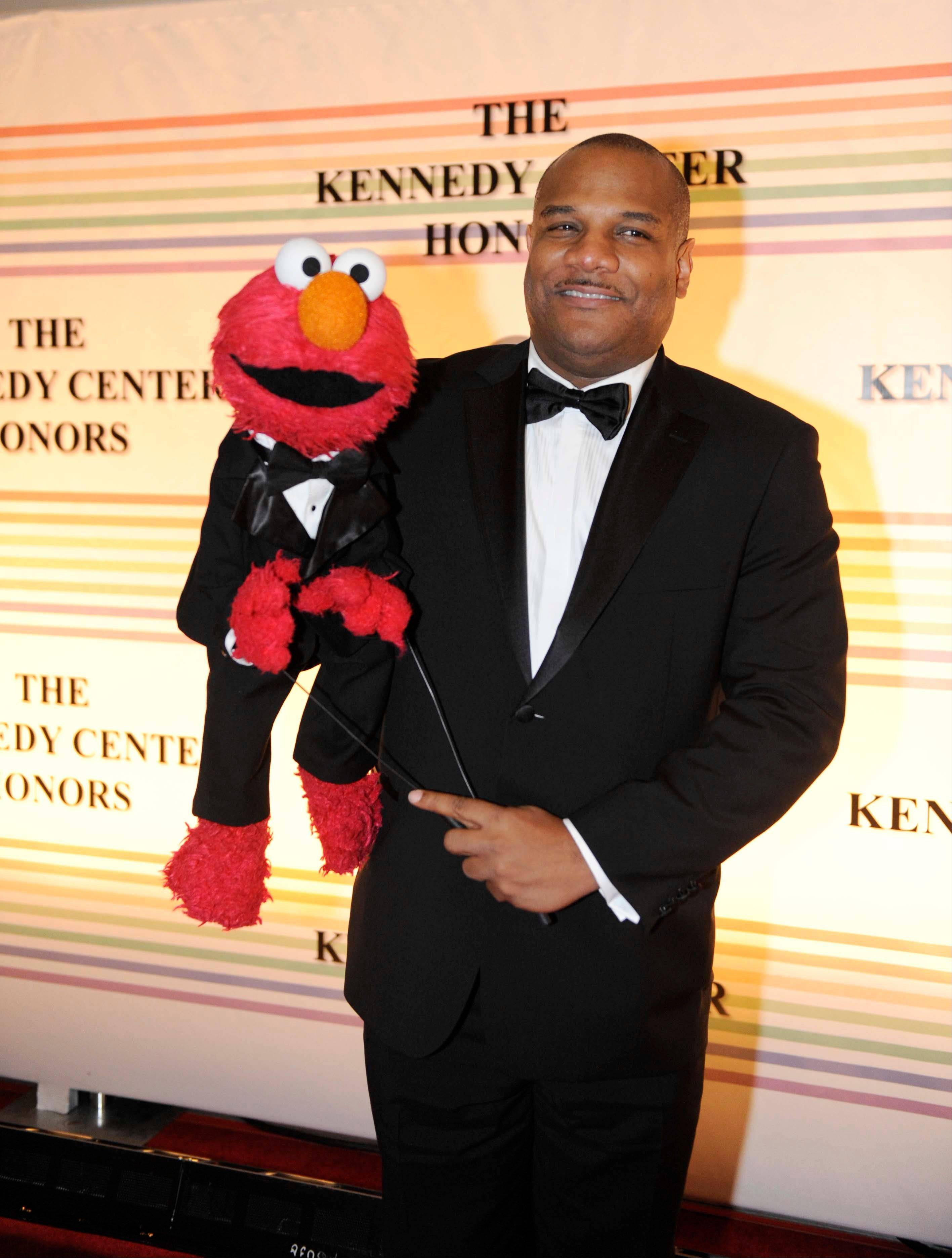 Puppeteer Kevin Clash for �Sesame Street� character Elmo has taken a leave of absence from the popular kids� show following allegations he had a relationship with a 16-year-old boy.