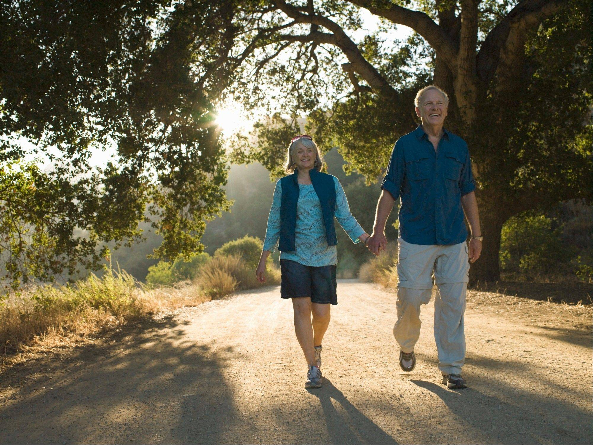 People often find that quality of life improves when they turn 60.