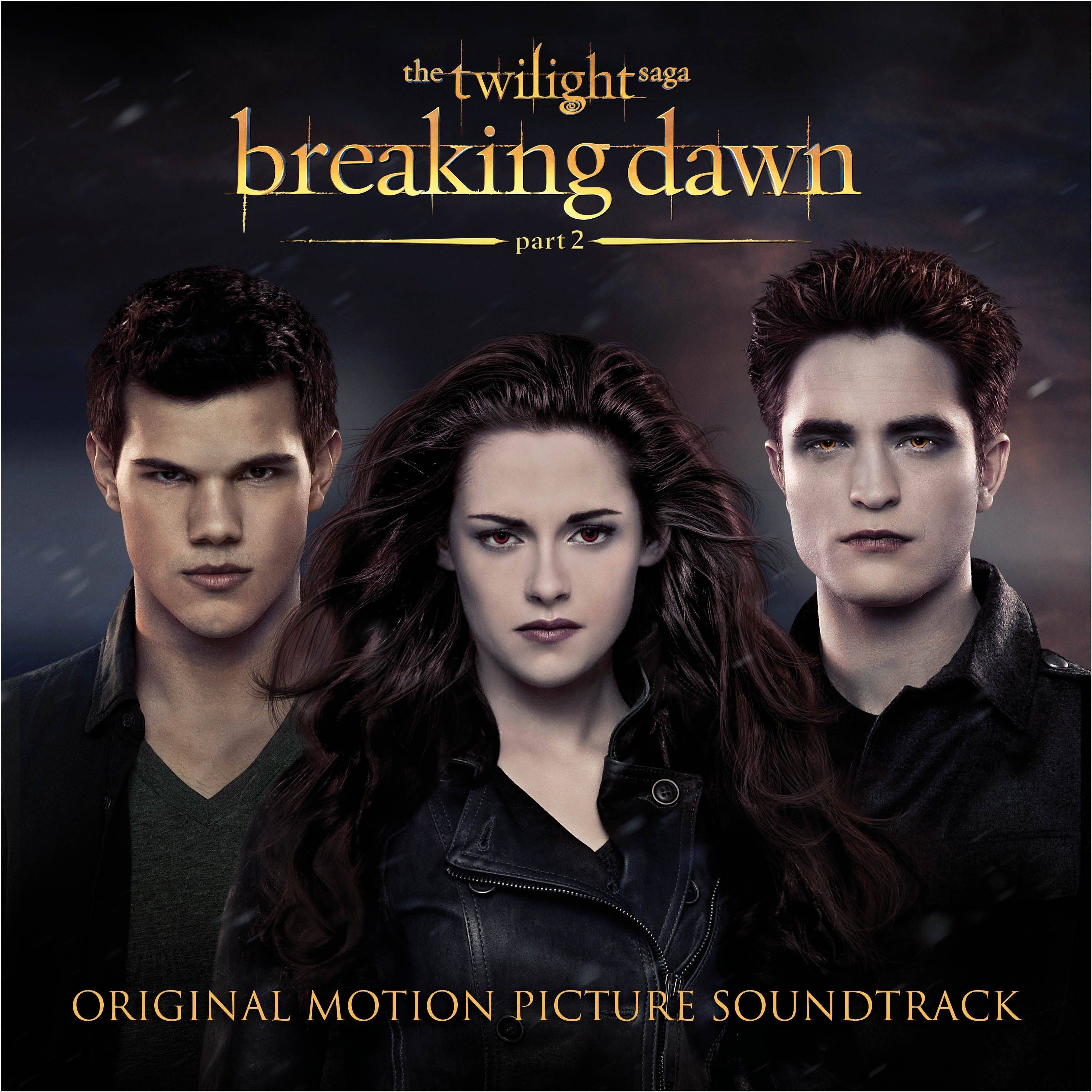 """The Twilight Saga: Brealing dawn Part 2"""