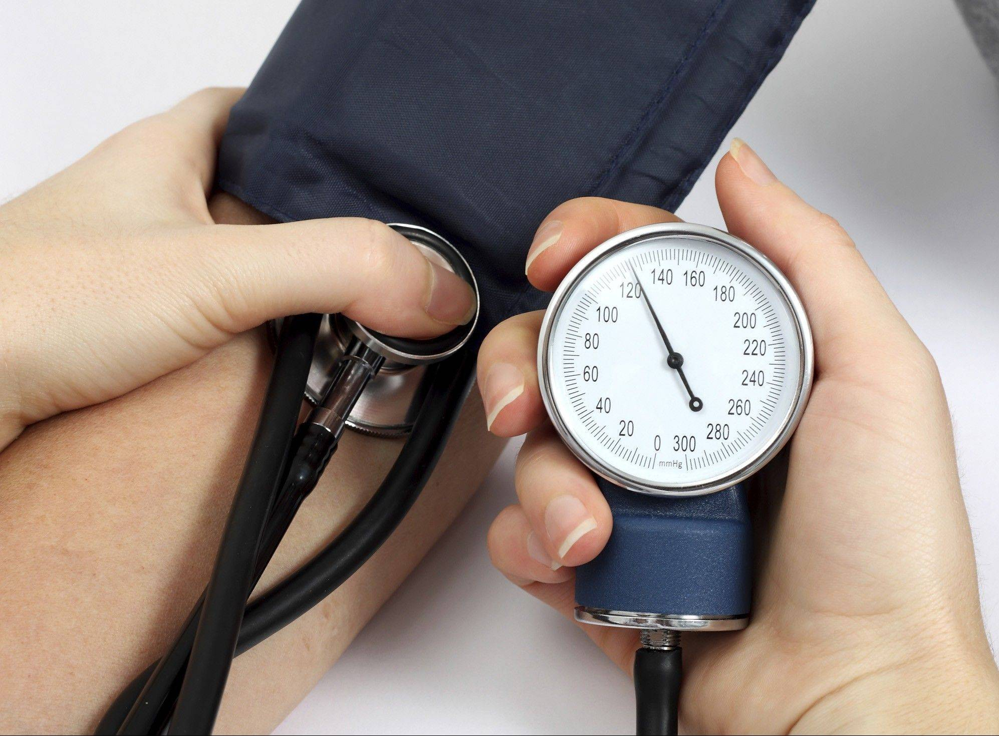 High blood pressure is a majoring risk factor for strokes and heart disease.
