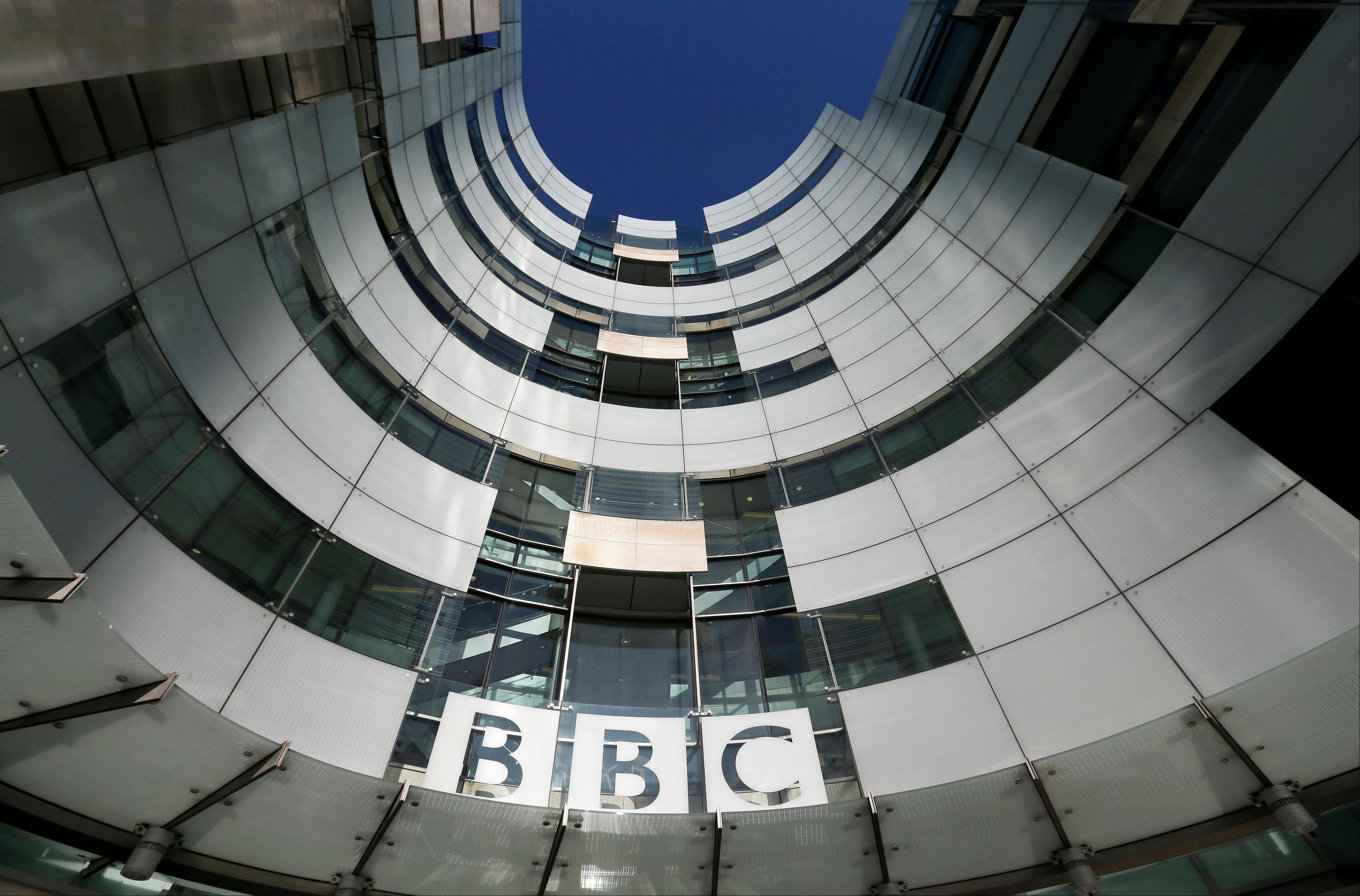 The head of the BBC's governing body said Sunday the broadcaster needs a radical overhaul following the resignation of its chief executive in the wake of a scandal over a botched report on child sex-abuse allegations.