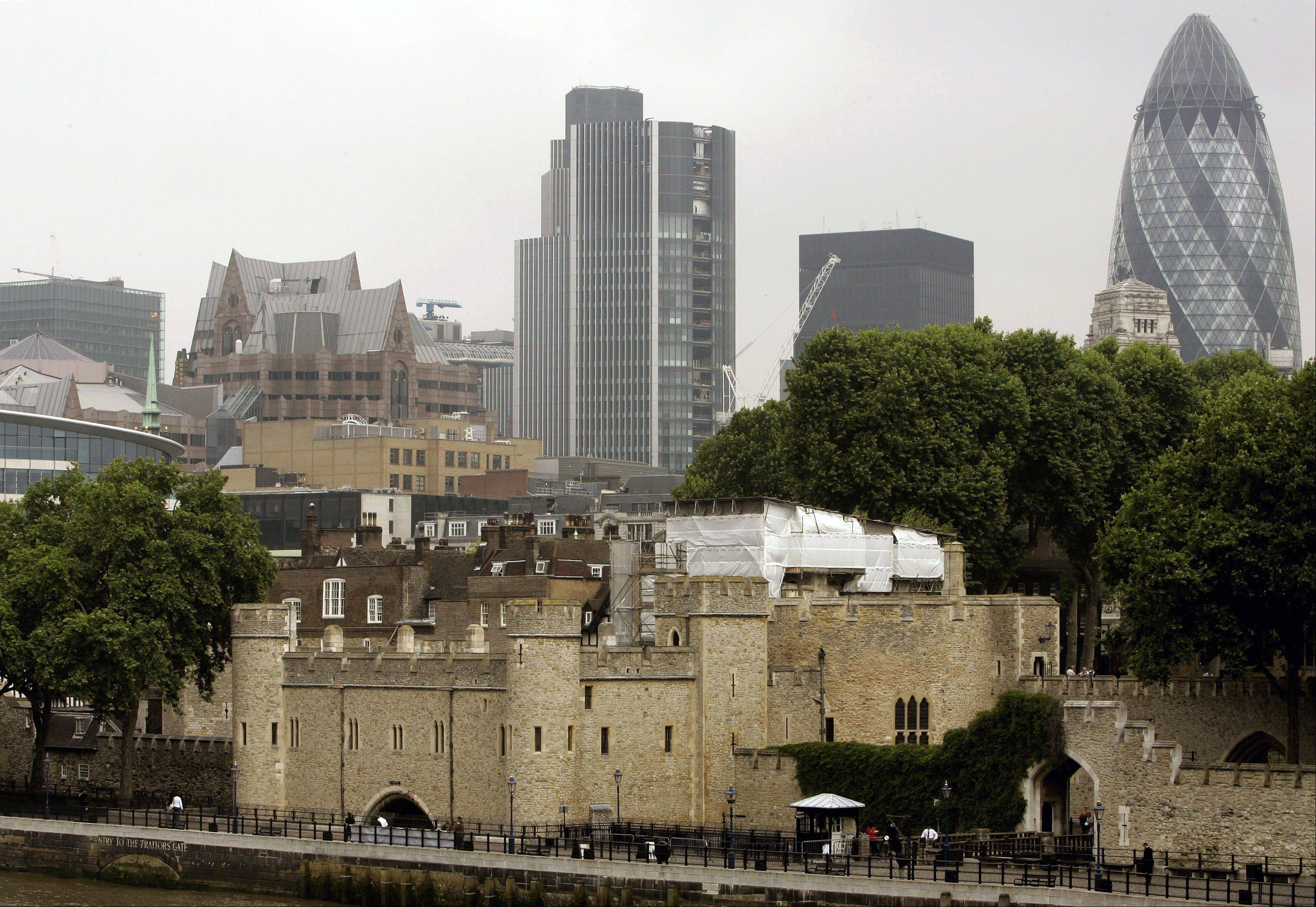 A rare security breach has been reported at the Tower of London, one of the British capital's most famous landmarks. Authorities say the Crown Jewels and other unique artifacts are safe but that locks had to be changed after an intruder broke in and stole some keys.