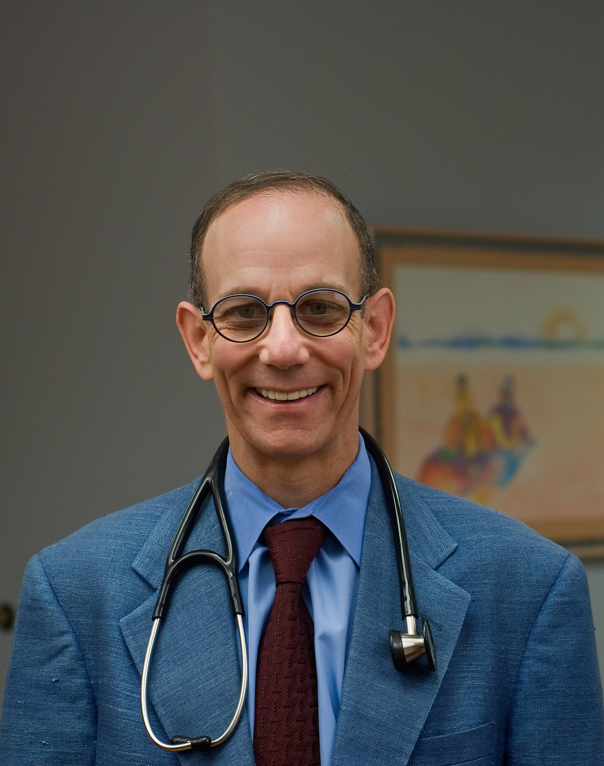 Northbrook neurologist Lawrence Robbins