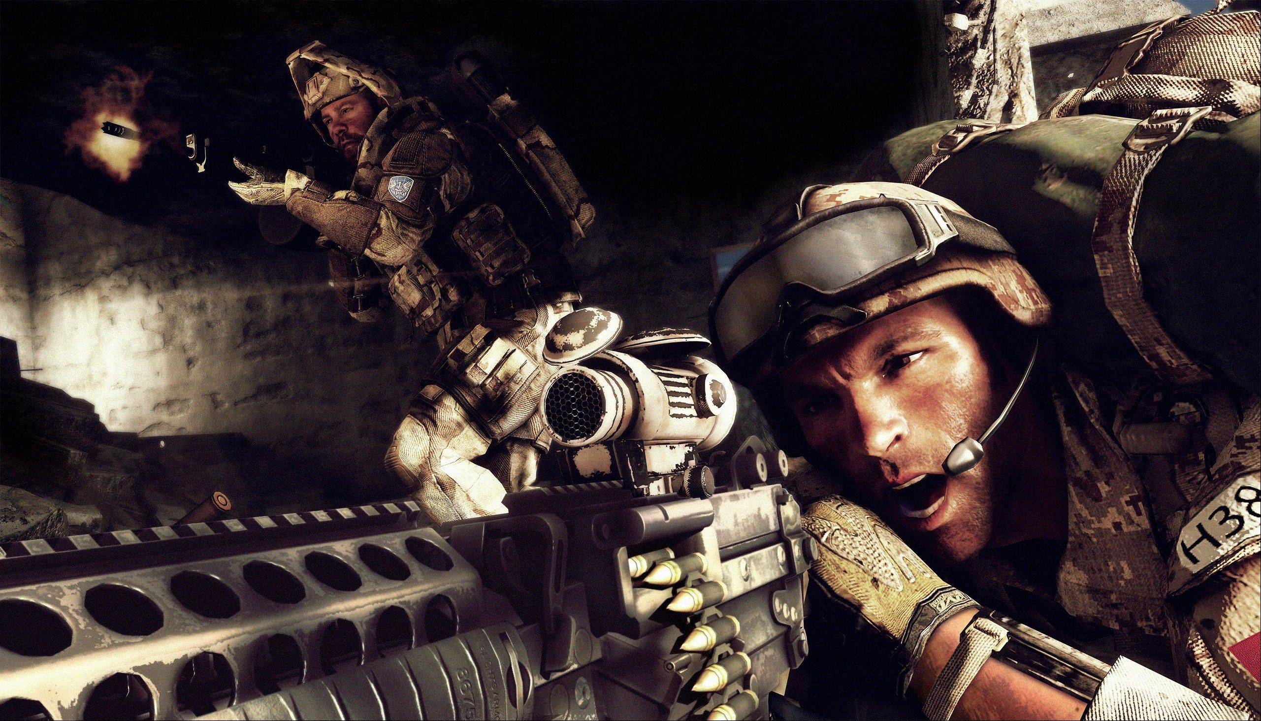"Navy officials said last week that seven members of the secretive Navy SEAL Team 6 were reprimanded for disclosing classified information to the creators of ""Medal of Honor: Warfighter,"" a modern-day, first-person shooter from developer Danger Close Games and publisher Electronic Arts Inc."