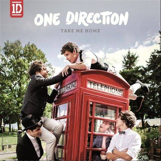"One Direction, ""Take Me Home"""