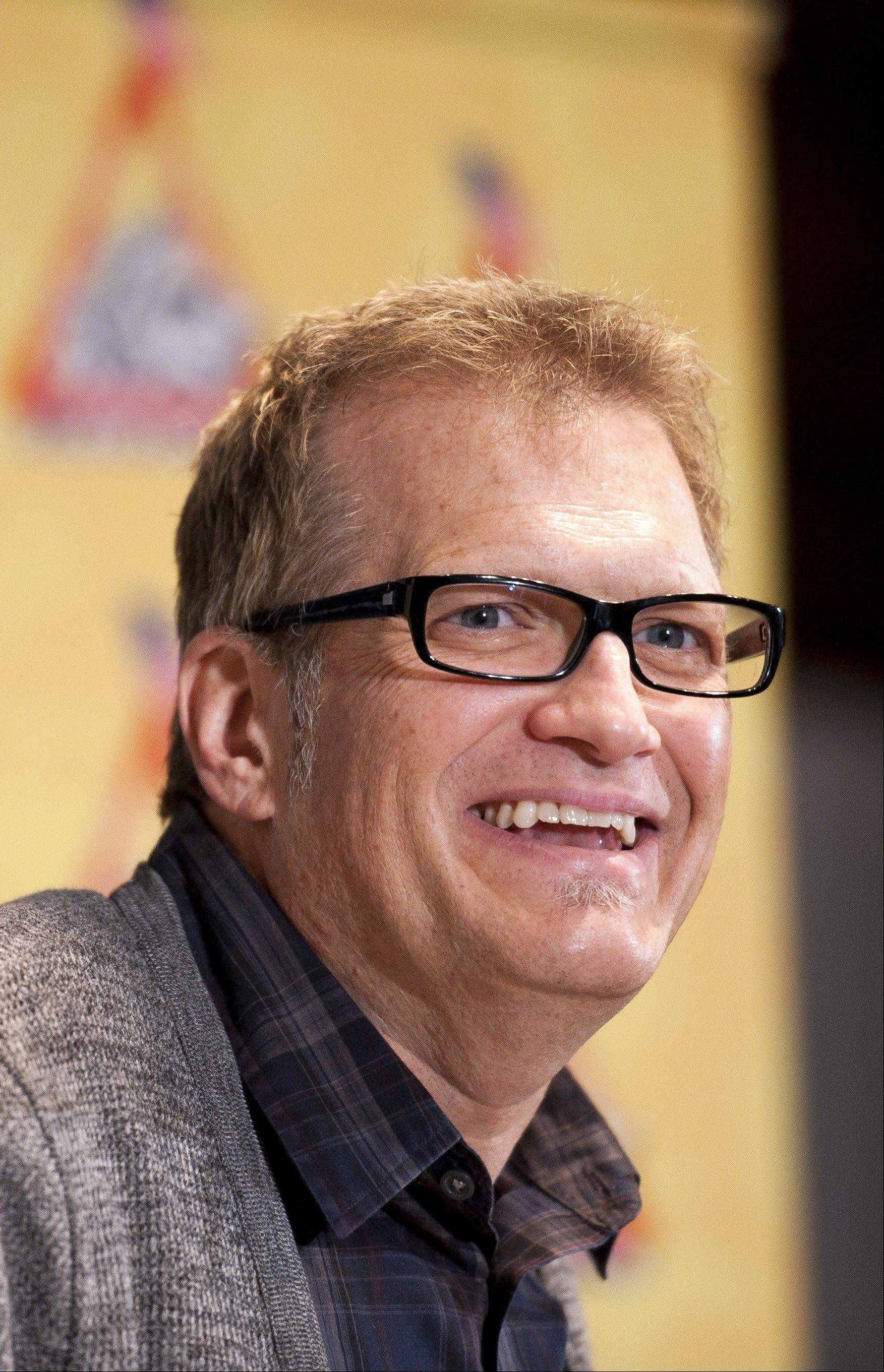 Comedian Drew Carey performs a special engagement at Zanies in Rosemont on Friday and Saturday, Nov. 16-17.