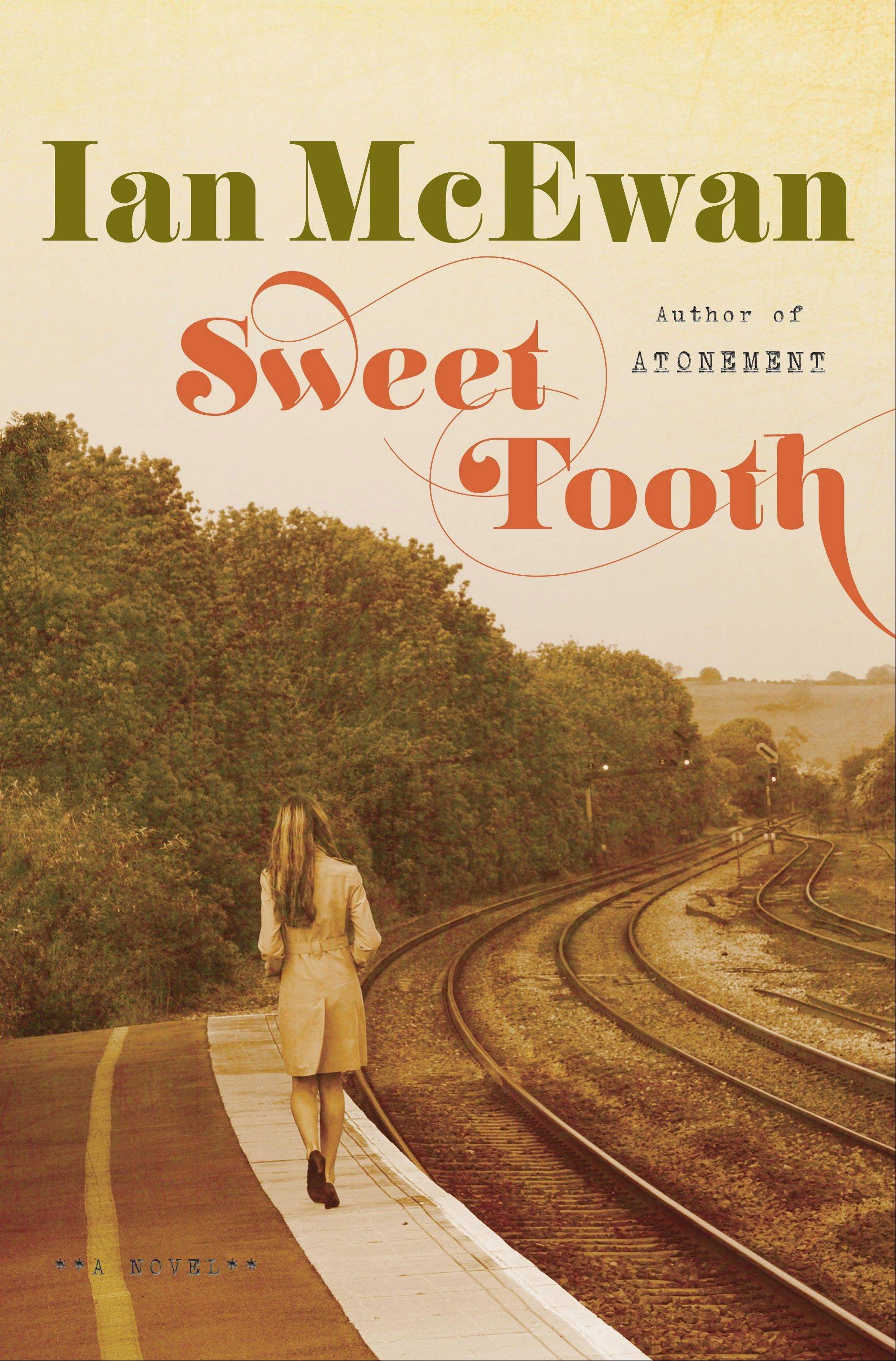 """Sweet Tooth"" by Ian McEwan"