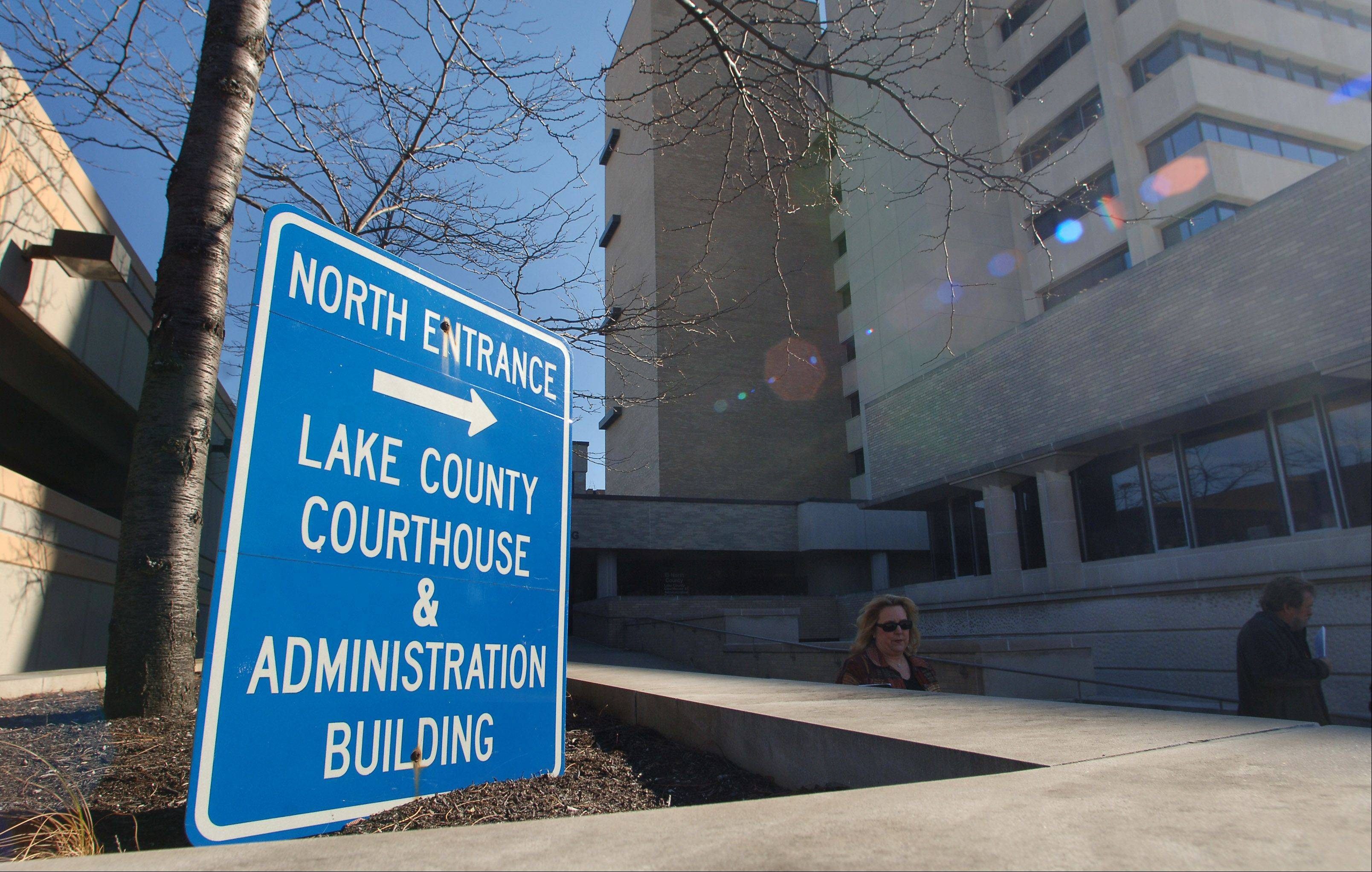 The Lake County Board's Law and Judicial Committee approved a $90 million plan Tuesday to expand the county's main courthouse in Waukegan and other facilities. The centerpiece of the project would be a new nine-story tower.