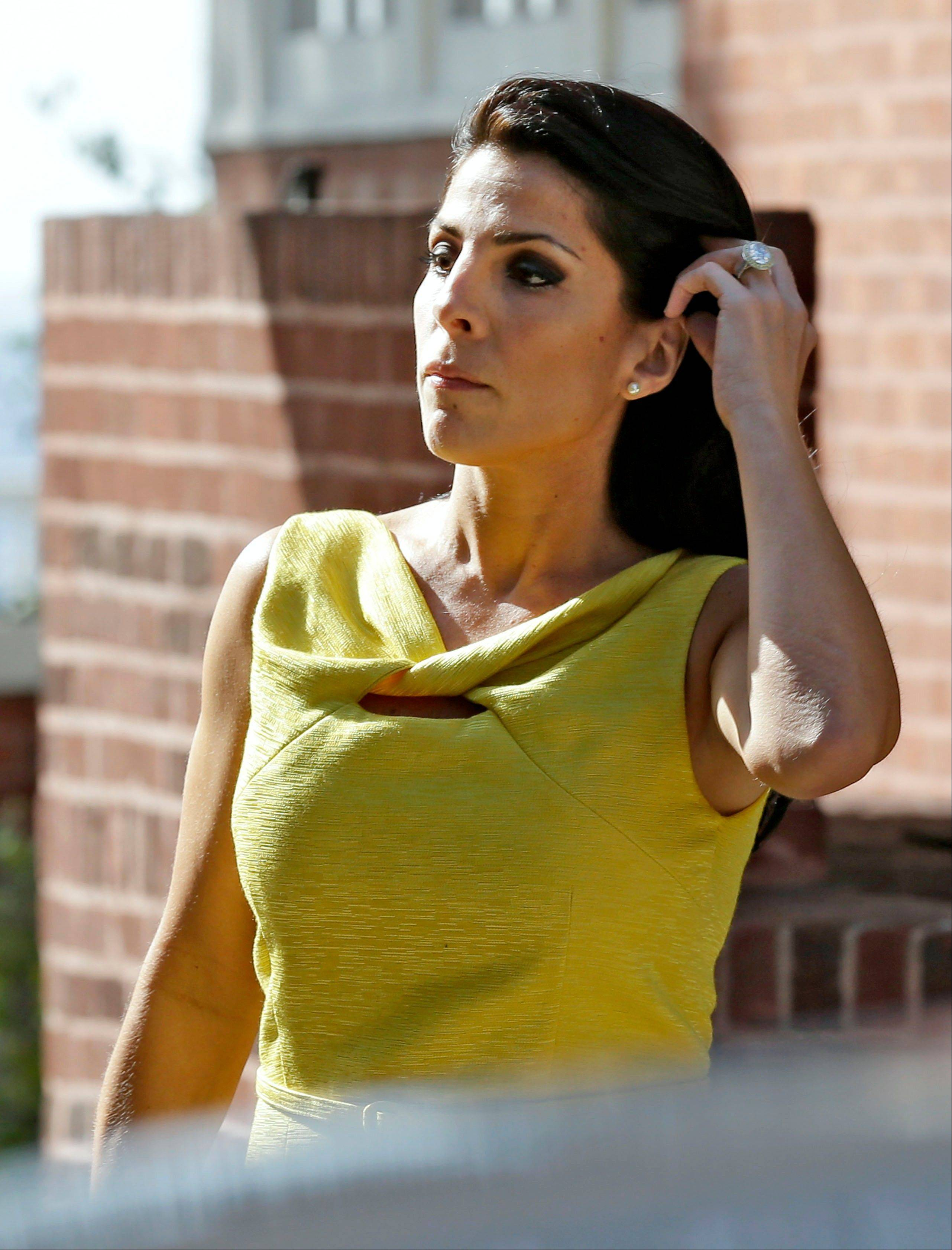Jill Kelley is identified as the woman who allegedly received harassing emails from Gen. David Petraeus' paramour, Paula Broadwell. She serves as an unpaid social liaison to MacDill Air Force Base in Tampa.