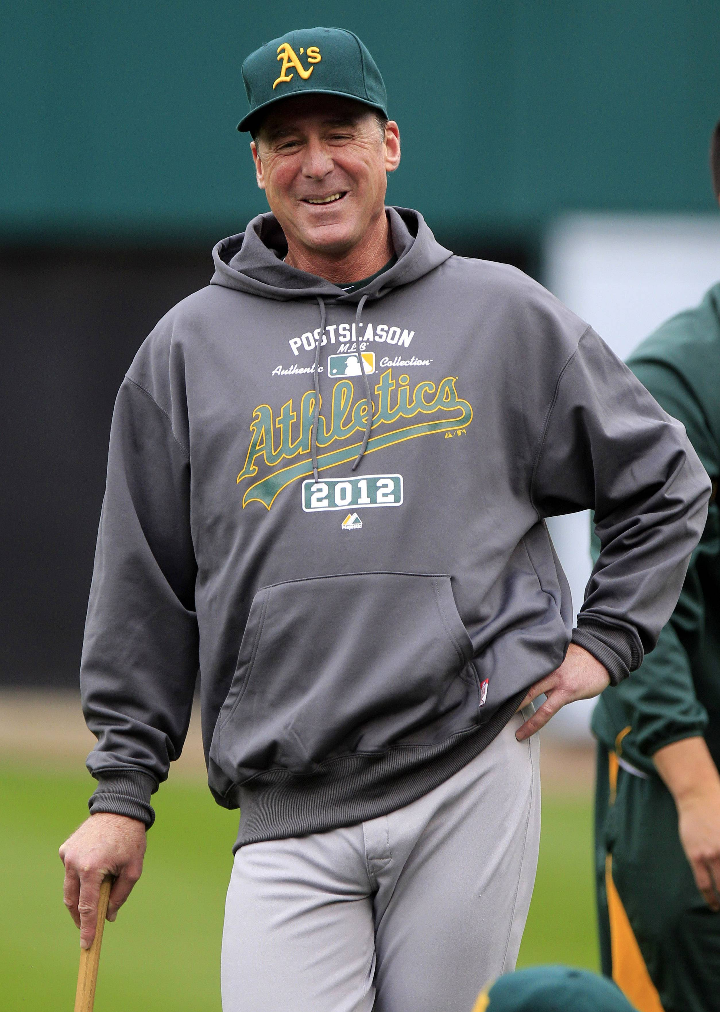 Oakland Athletics manager Bob Melvin was voted as the American League Manager of the Year on Tuesday.