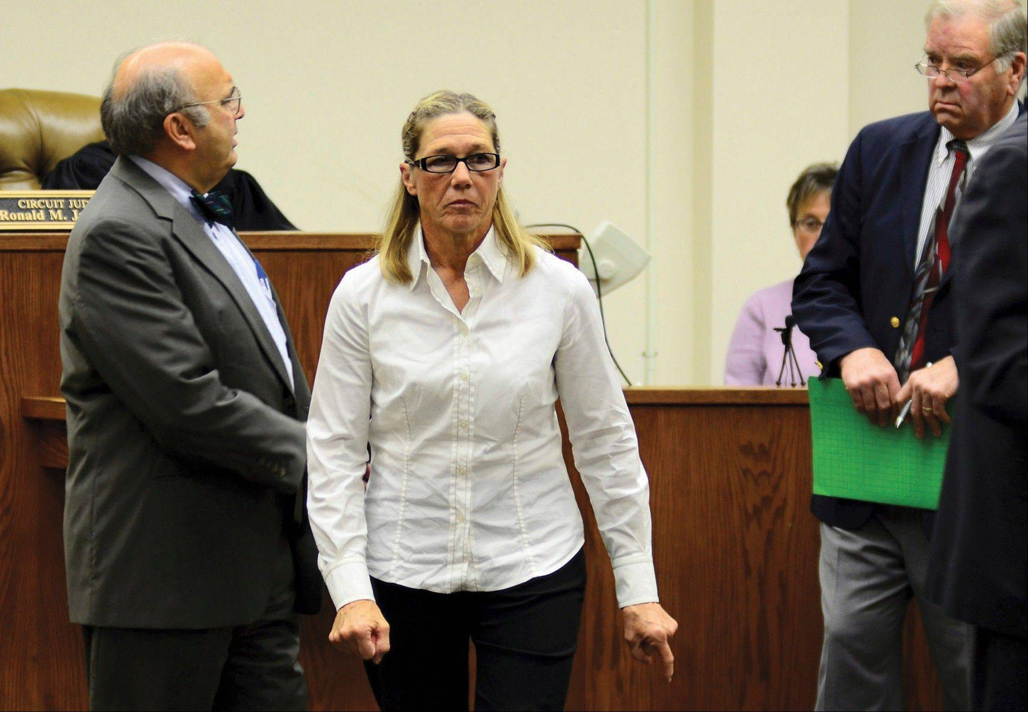 Rita Crundwell, former comptroller of Dixon, pleaded guilty Wednesday to allegations she embezzled more than $50 million from a small city in Illinois to fund a lavish lifestyle that included a nationally known horse-breeding operation.