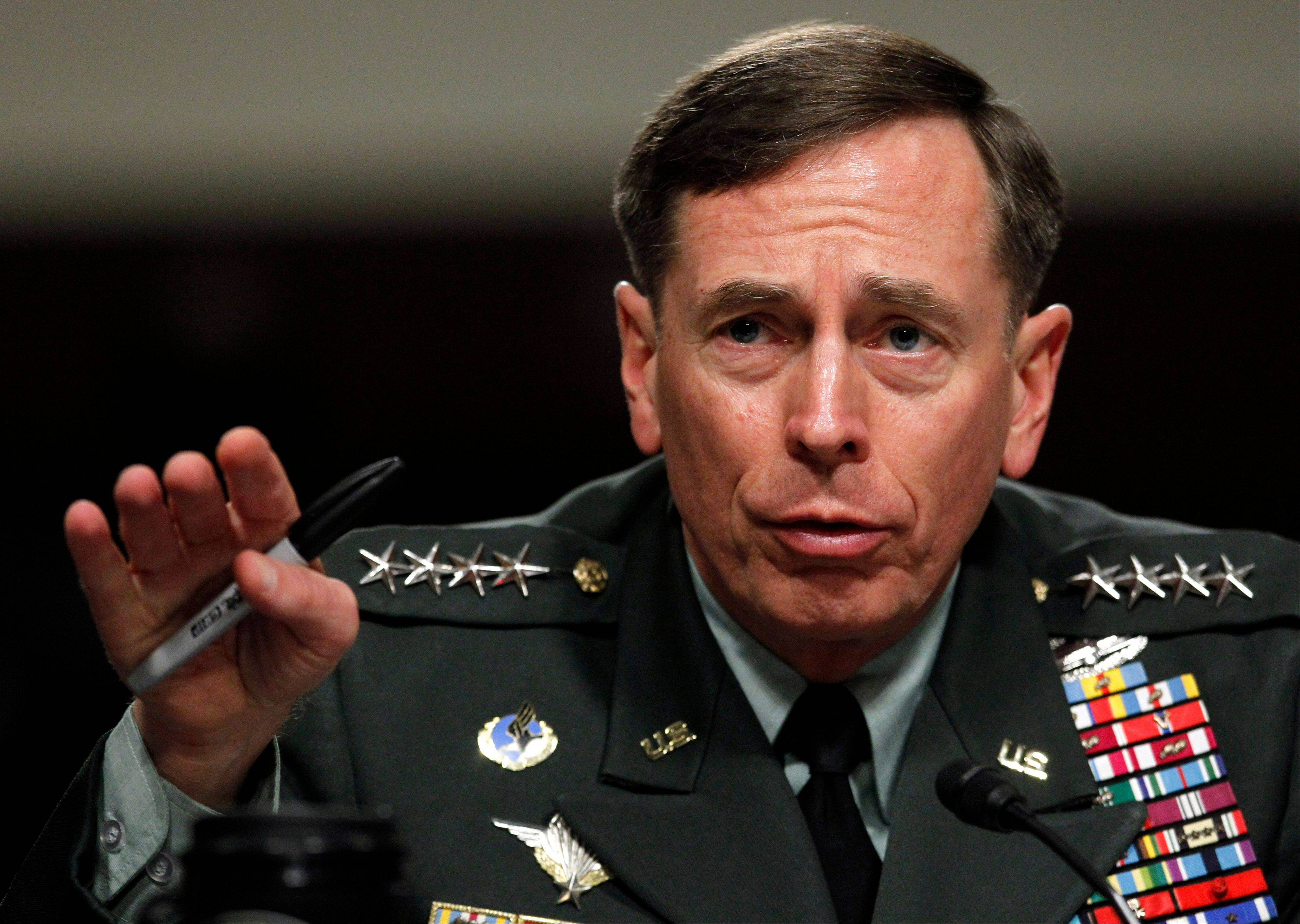 "David Petraeus, the retired four-star general who resigned as director of the CIA after admitting he had an extramarital affair, has landed on his feet with a new gig in ""Call of Duty: Black Ops II."""