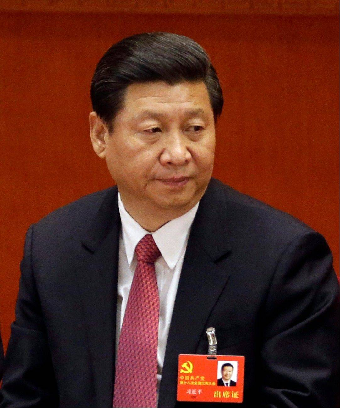 Chinese Vice President Xi Jinping, 59, exudes a comfort with his authority, as befits the son of a hero of the revolution born into the Communist elite. Designated as successor five years ago, Xi will take over as party general secretary from Hu Jintao on Thursday and as president next spring in only China's second orderly transfer of power.