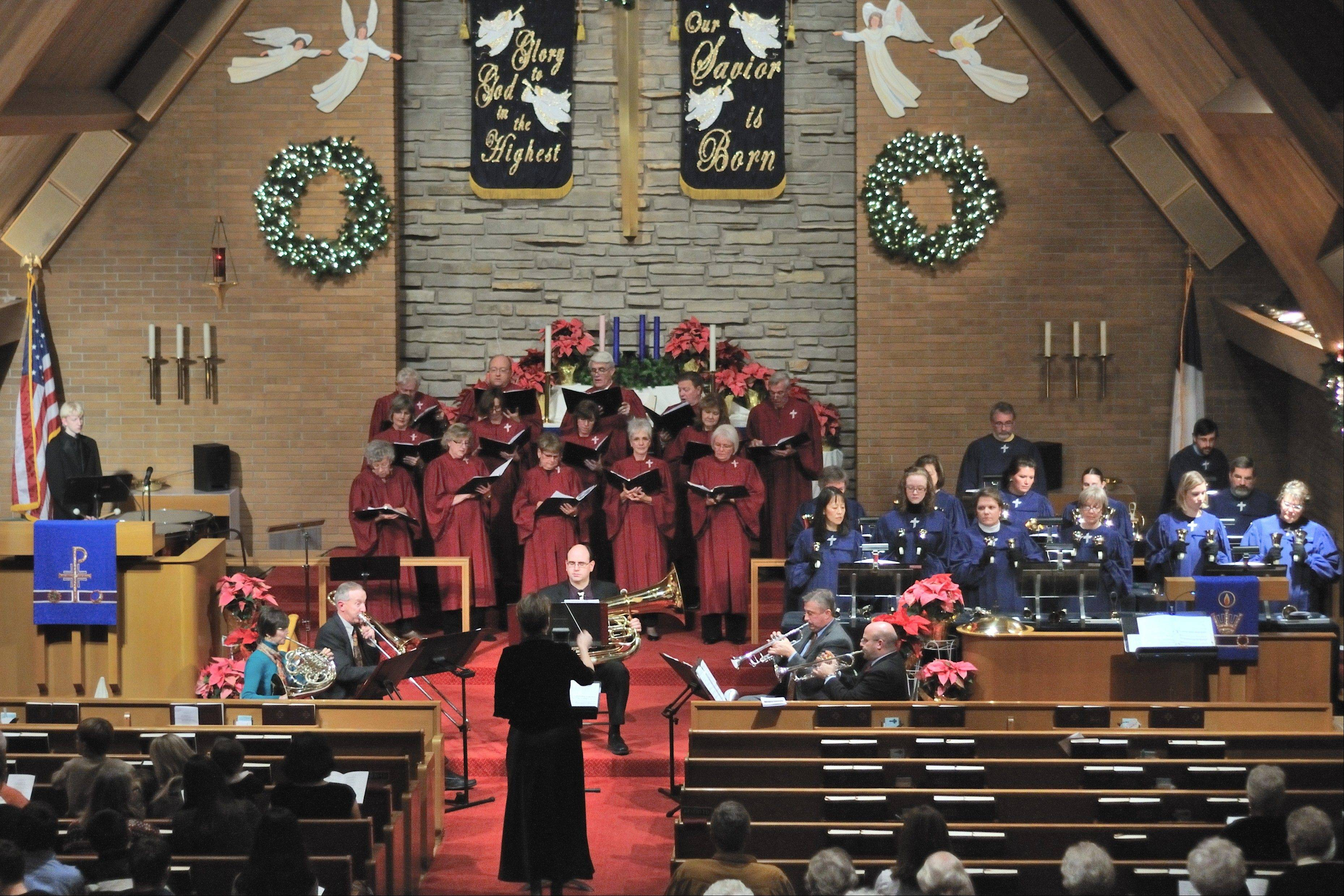 A Christmas concert of carols and readings of the Advent and Christmas season will be presented at 4 p.m. Sunday, Dec. 9, at St. Matthew Lutheran Church in Barrington.