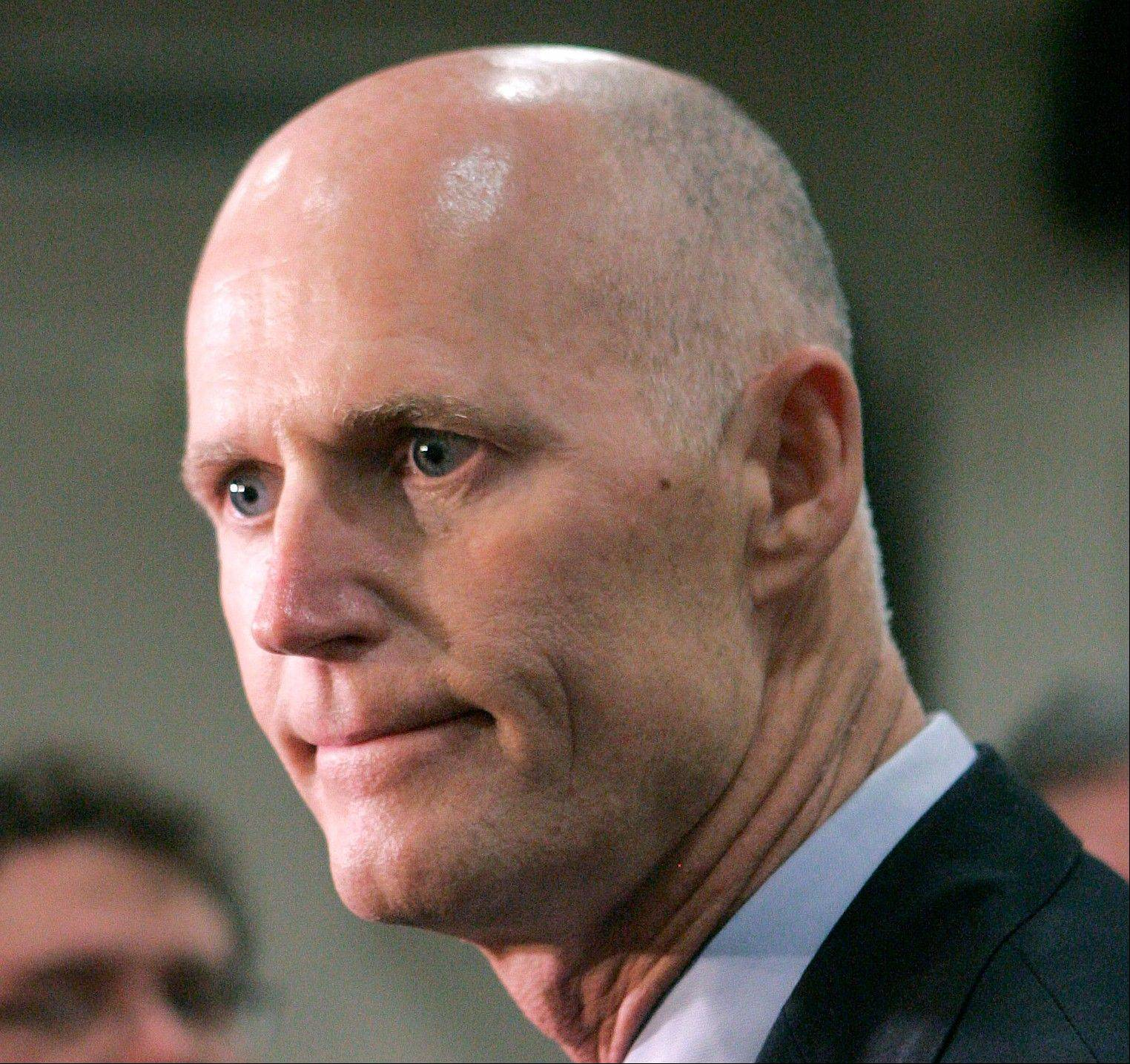 One of the most visible opponents of Obama�s health care overhaul, Florida Republican Gov. Rick Scott, now says �if I can get to yes, I want to get to yes.�