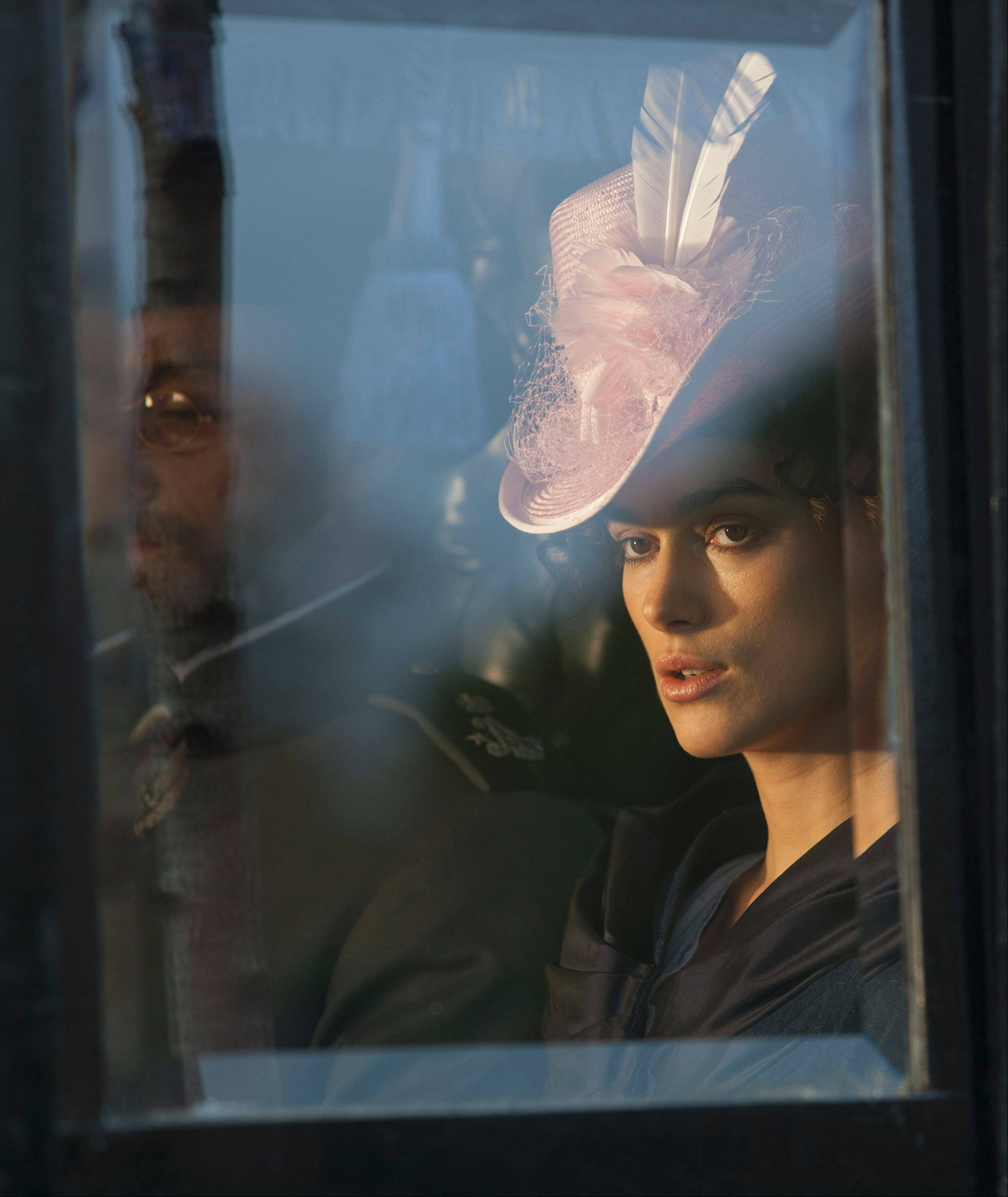 "Keira Knightley stars in Tom Stoppard's adaptation of Leo Tolstoy's ""Anna Karenina."""