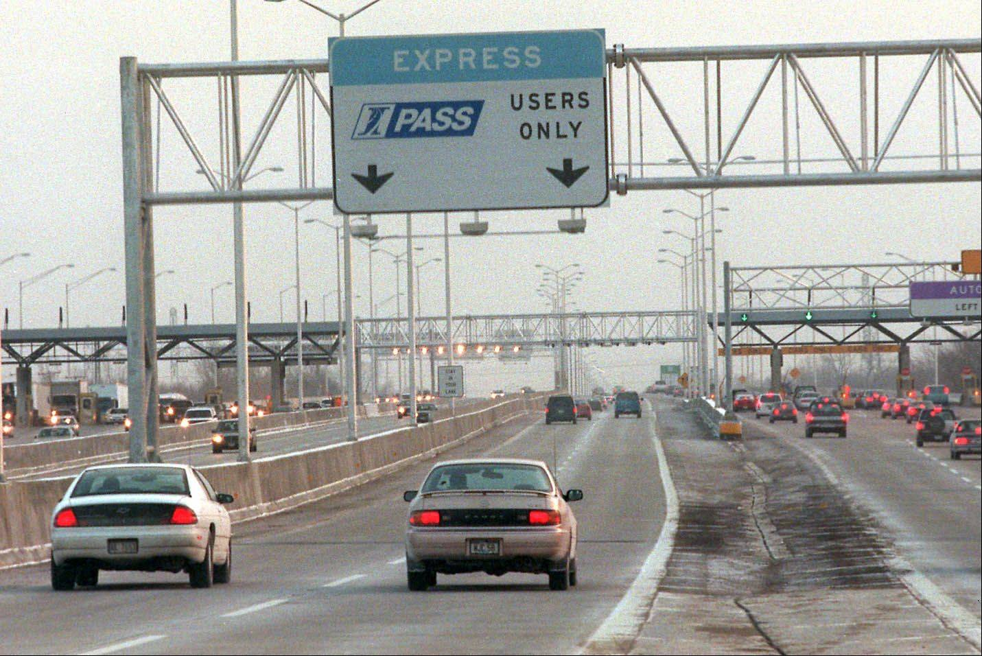 Daily Herald file photo Using an I-PASS could get a lot more interactive.