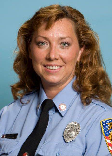Dawn Brown, 44, of Big Rock and also a firefighter with the Bristol Kendall Fire Protection District in Yorkville, was mauled and killed by her own dog on Monday.