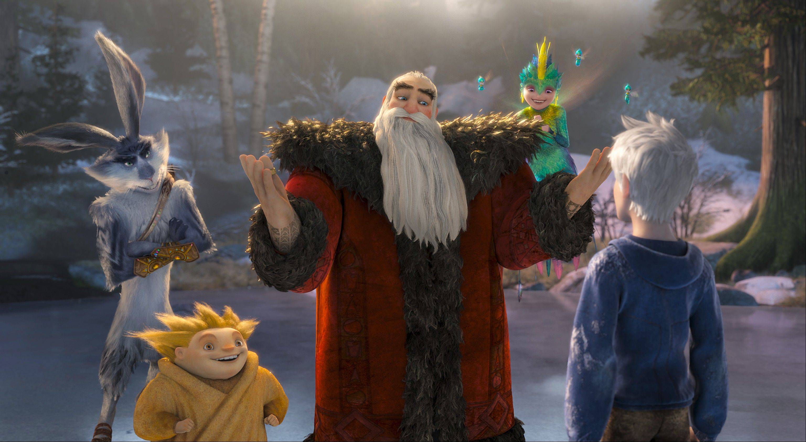 """Rise of the Guardians"""