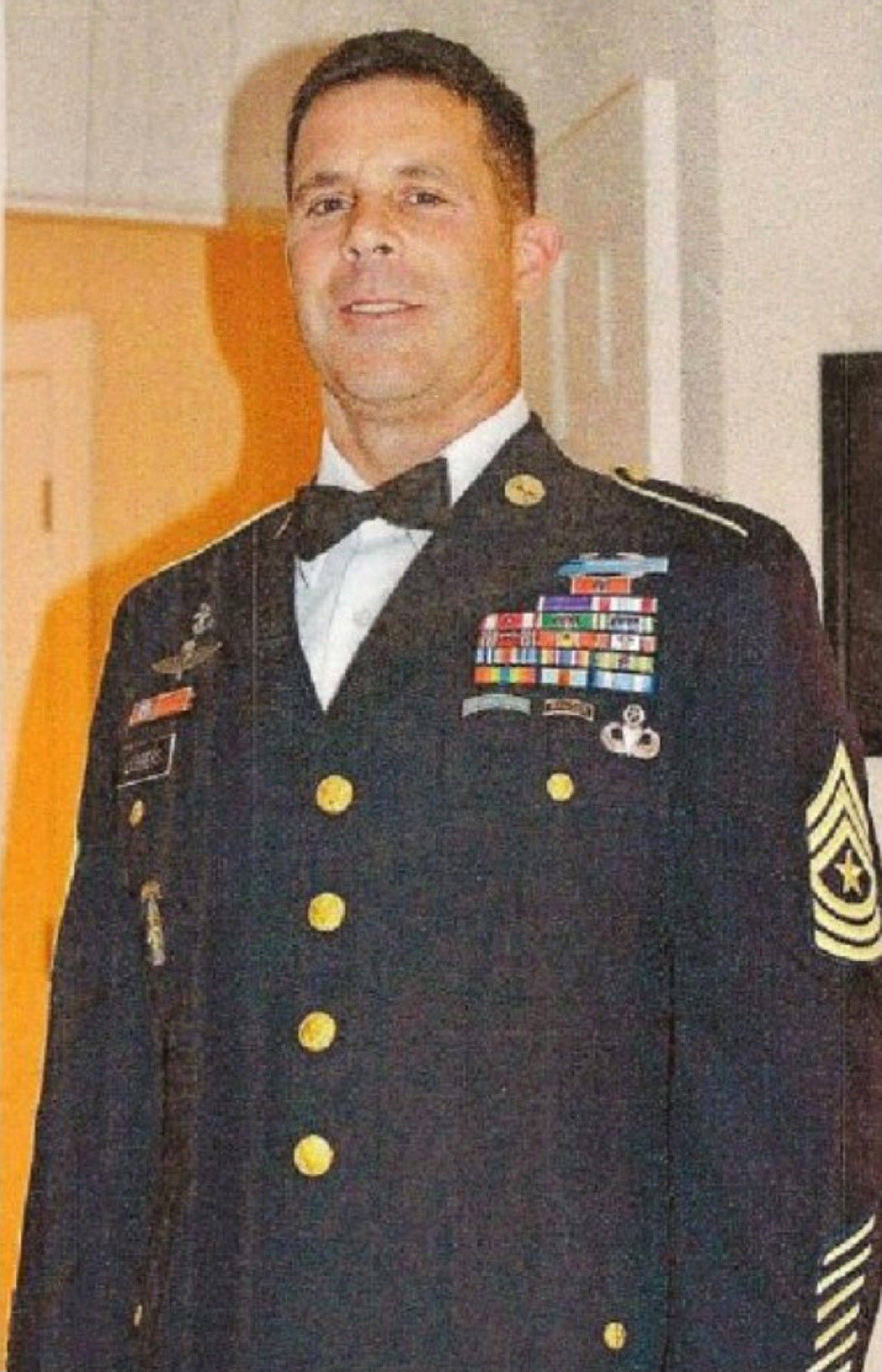Sgt. Maj. William Lubbers, 43