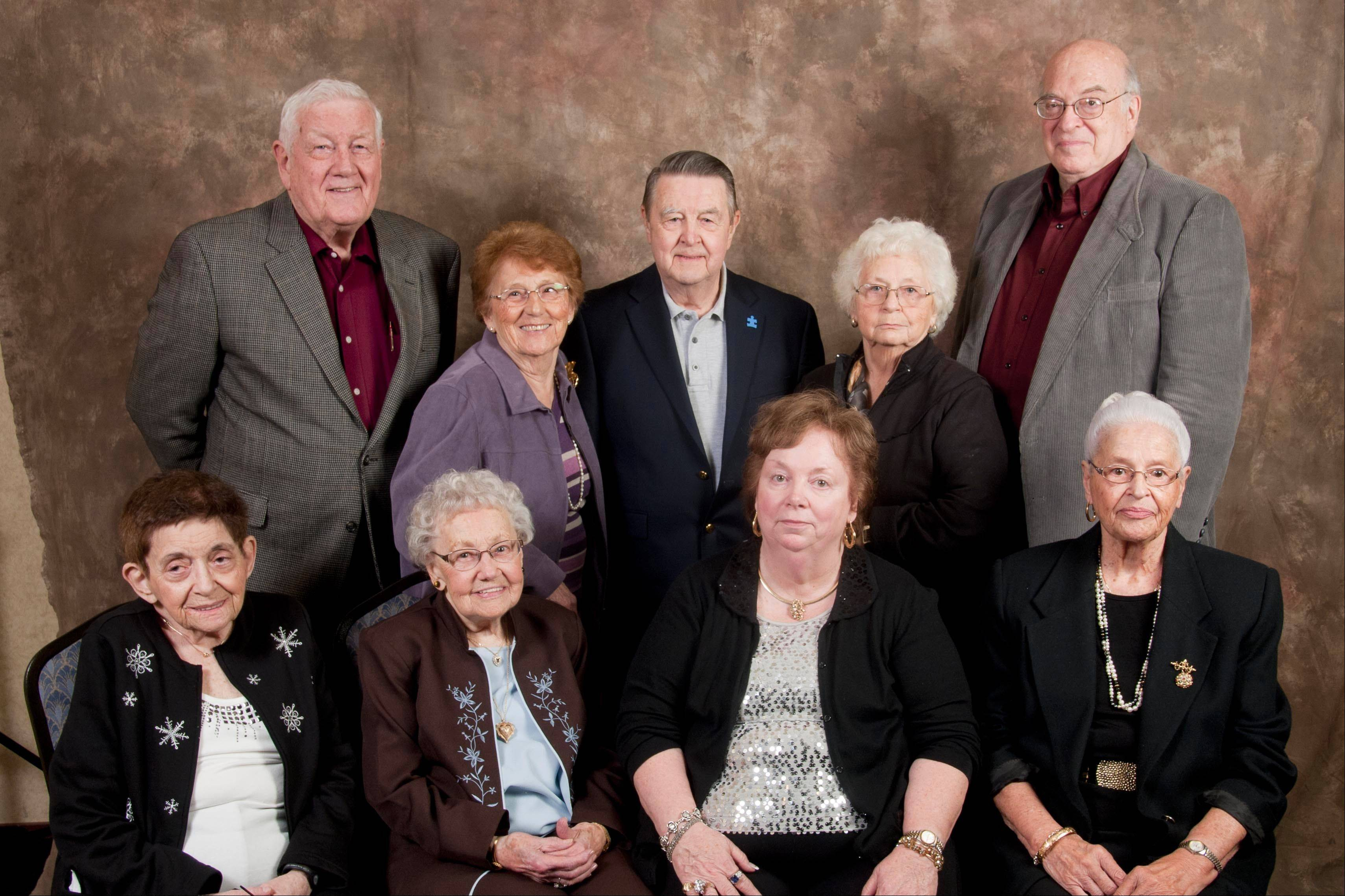 Buffalo Grove Park District Senior Advisory Council Board