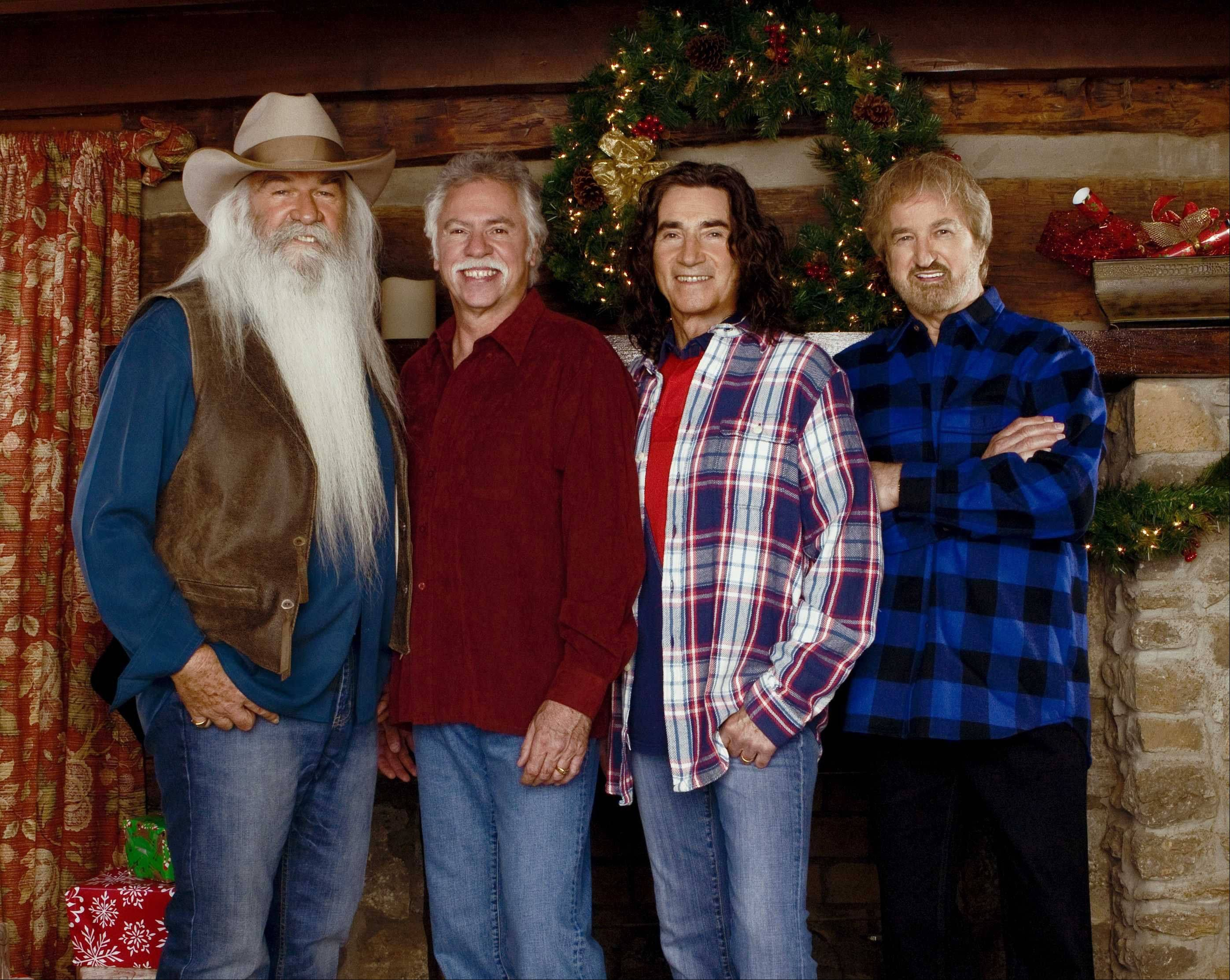 The Oak Ridge Boys will be in Naperville Dec. 21, just days before they kick off their year-long 40th anniversary celebration.