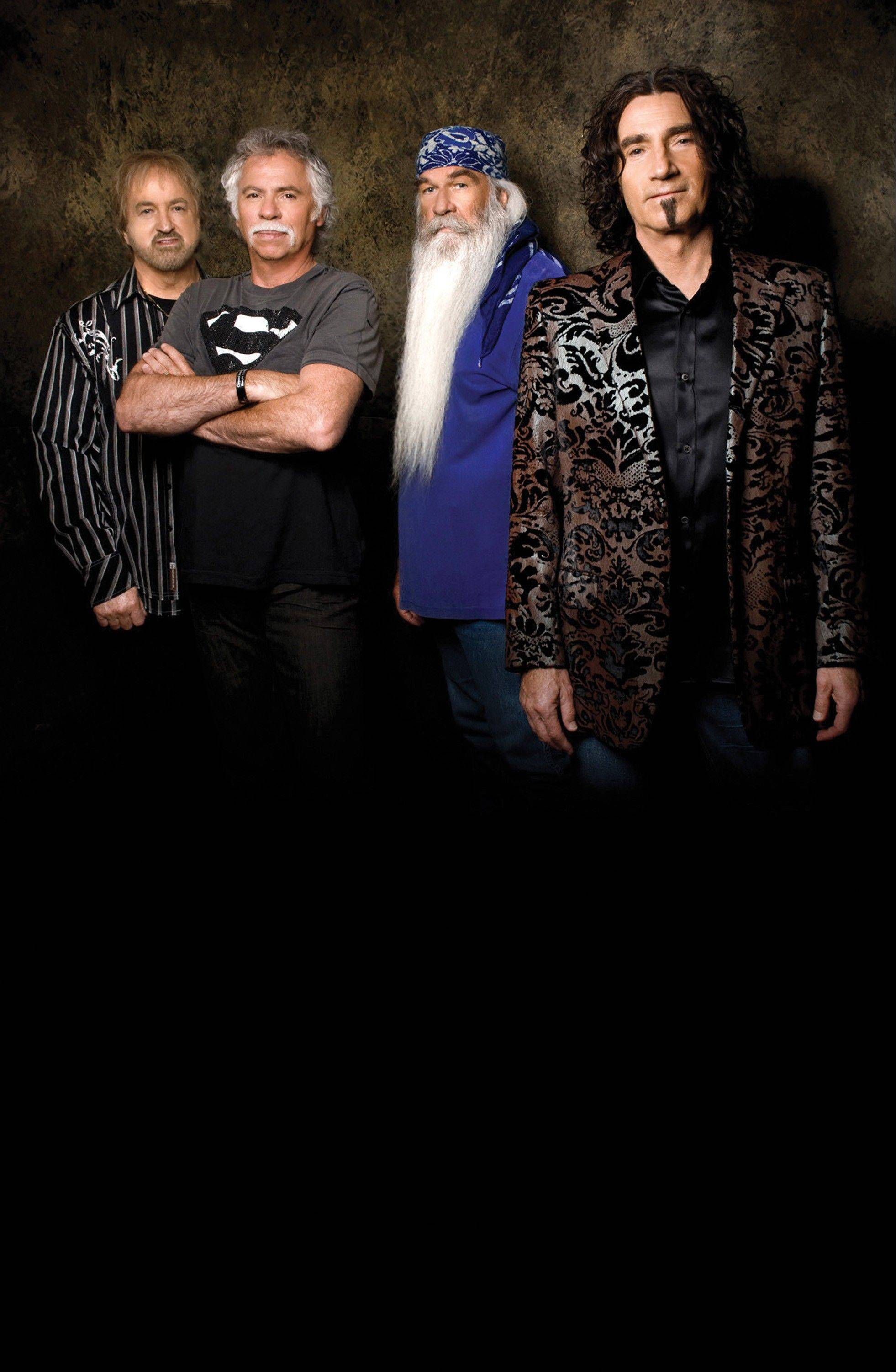 The Oak Ridge Boys have sold more than 30 million records.