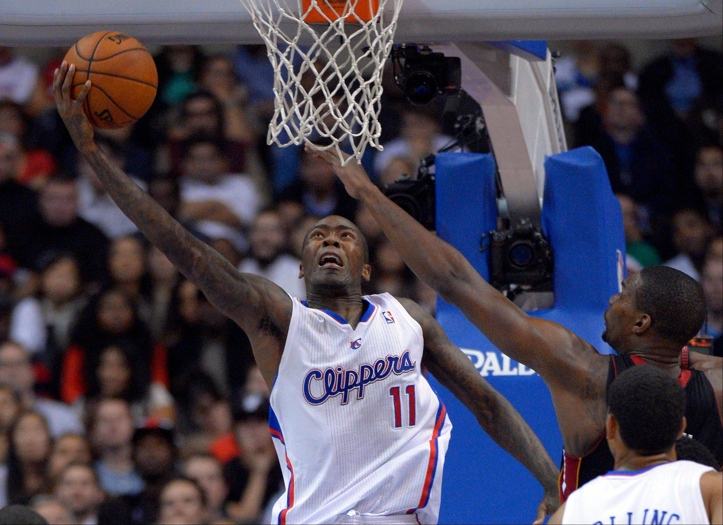 Jamal Crawford is averaging 20.5 points per game and shooting 51.4 percent from the floor for the 6-2 Clippers.