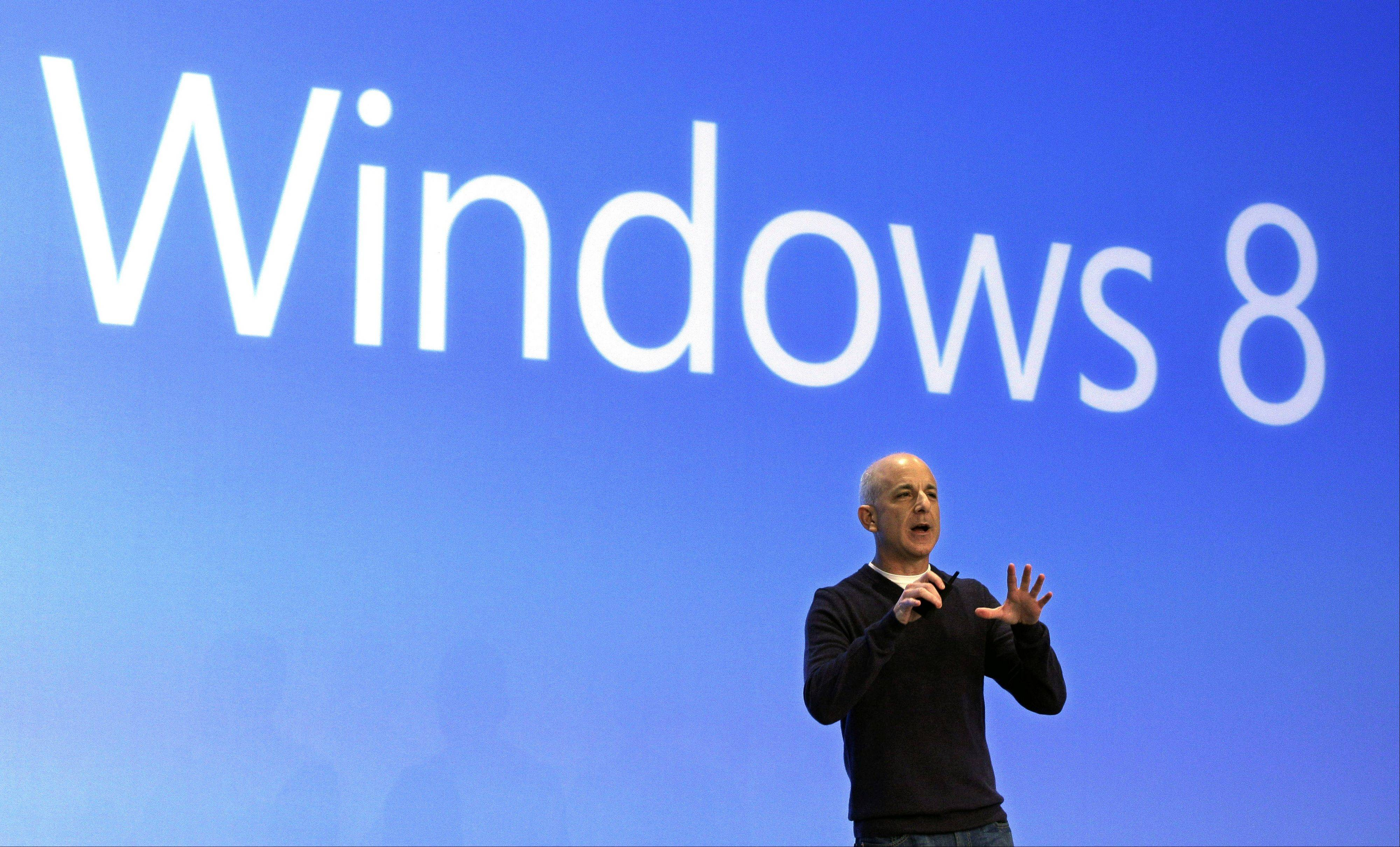 Steven Sinofsky's departure from Microsoft comes just weeks after the company launched Windows 8, a major overhaul of the operating system that's used on most of the world's computers.