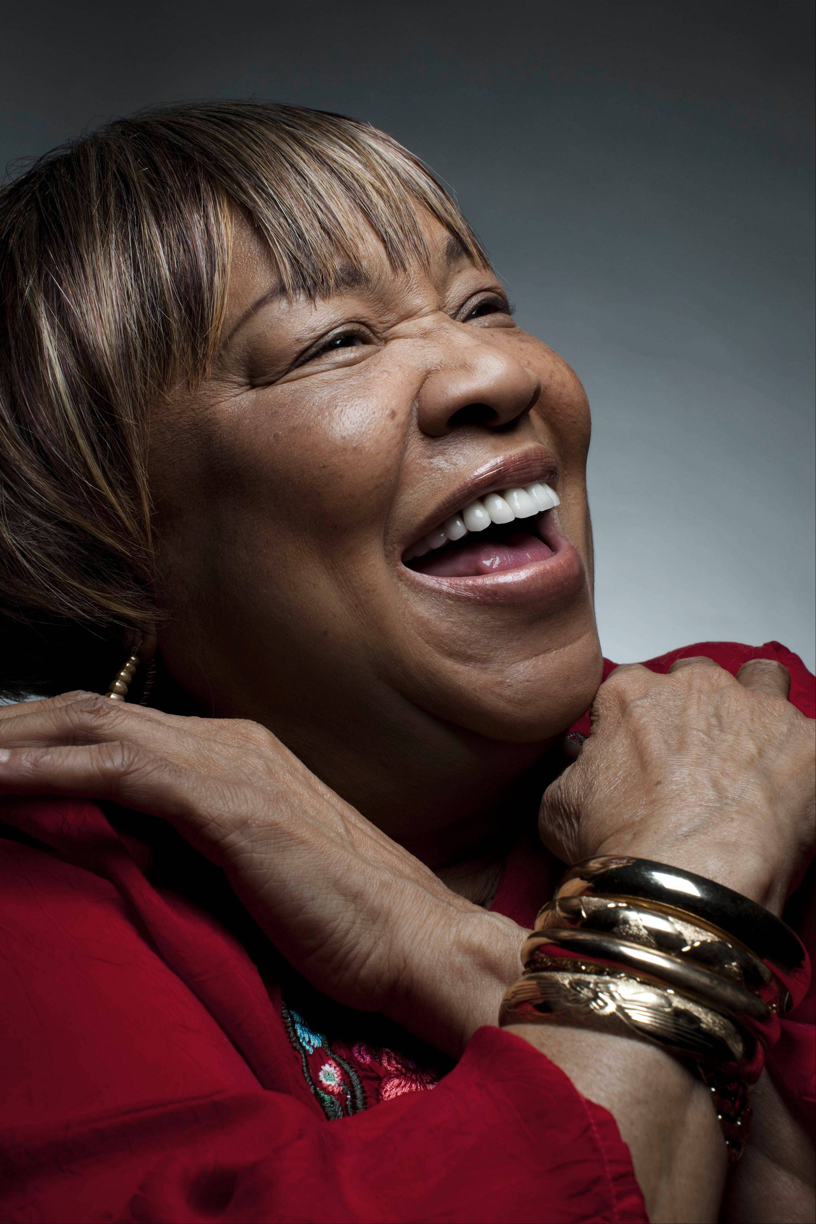 Grammy Award-winning singer Mavis Staples will perform at Elgin Community College on Saturday, Nov. 17.