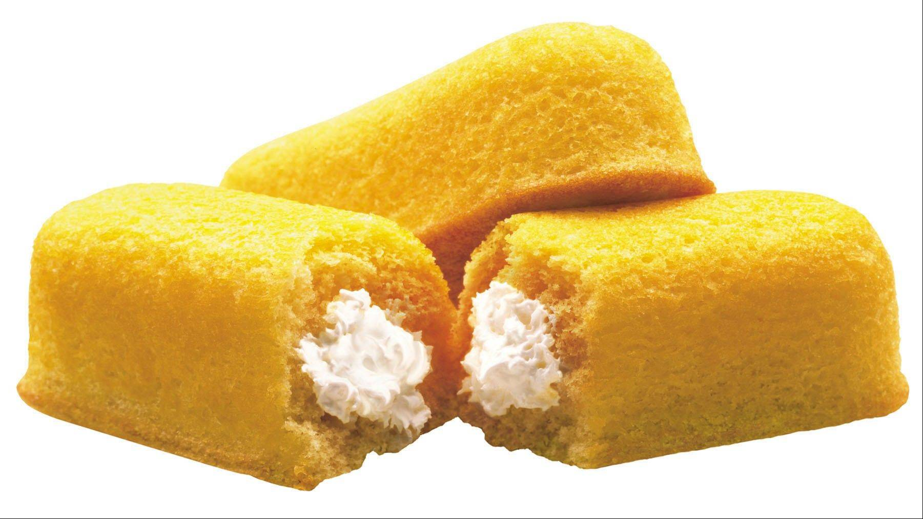 Twinkies first came onto the scene in 1930 and contained real fruit until rationing during World War II led to the vanilla cream Twinkie.