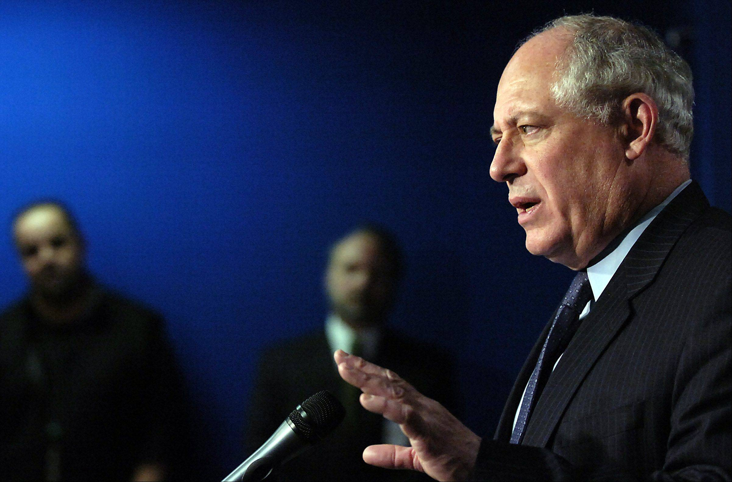 Quinn launches website in pensions campaign