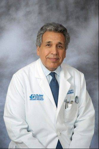 Mir Shah of Oak Brook was stabbed in a downtown Chicago hotel on Saturday but is expected to make a full recovery. Shah, 67, was attacked Saturday in the bathroom of the Westin Hotel on North Michigan Avenue and fought off the attacker.