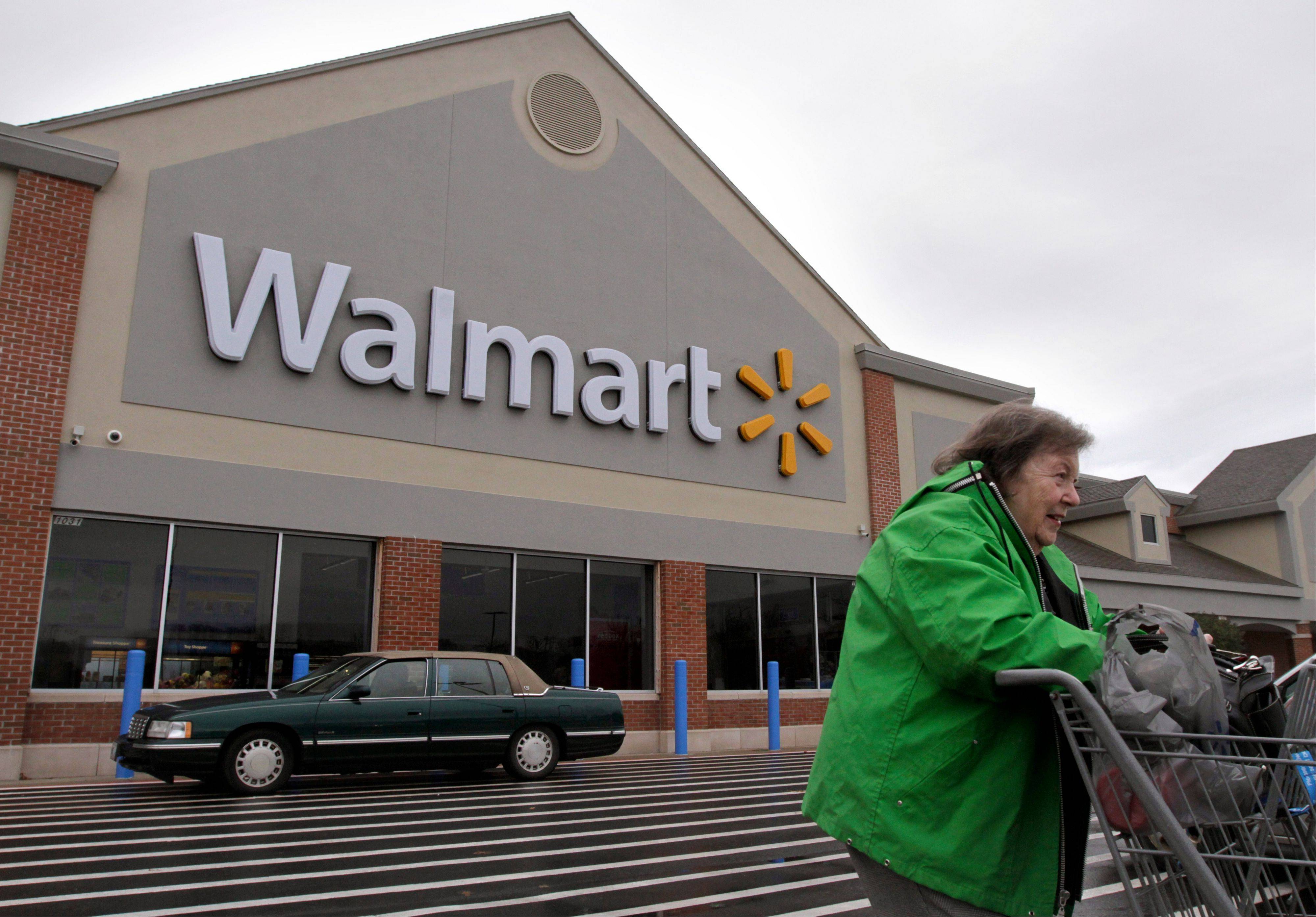 Walmart shoppers' reaction to proposed worker protests outside stores this week is in question.