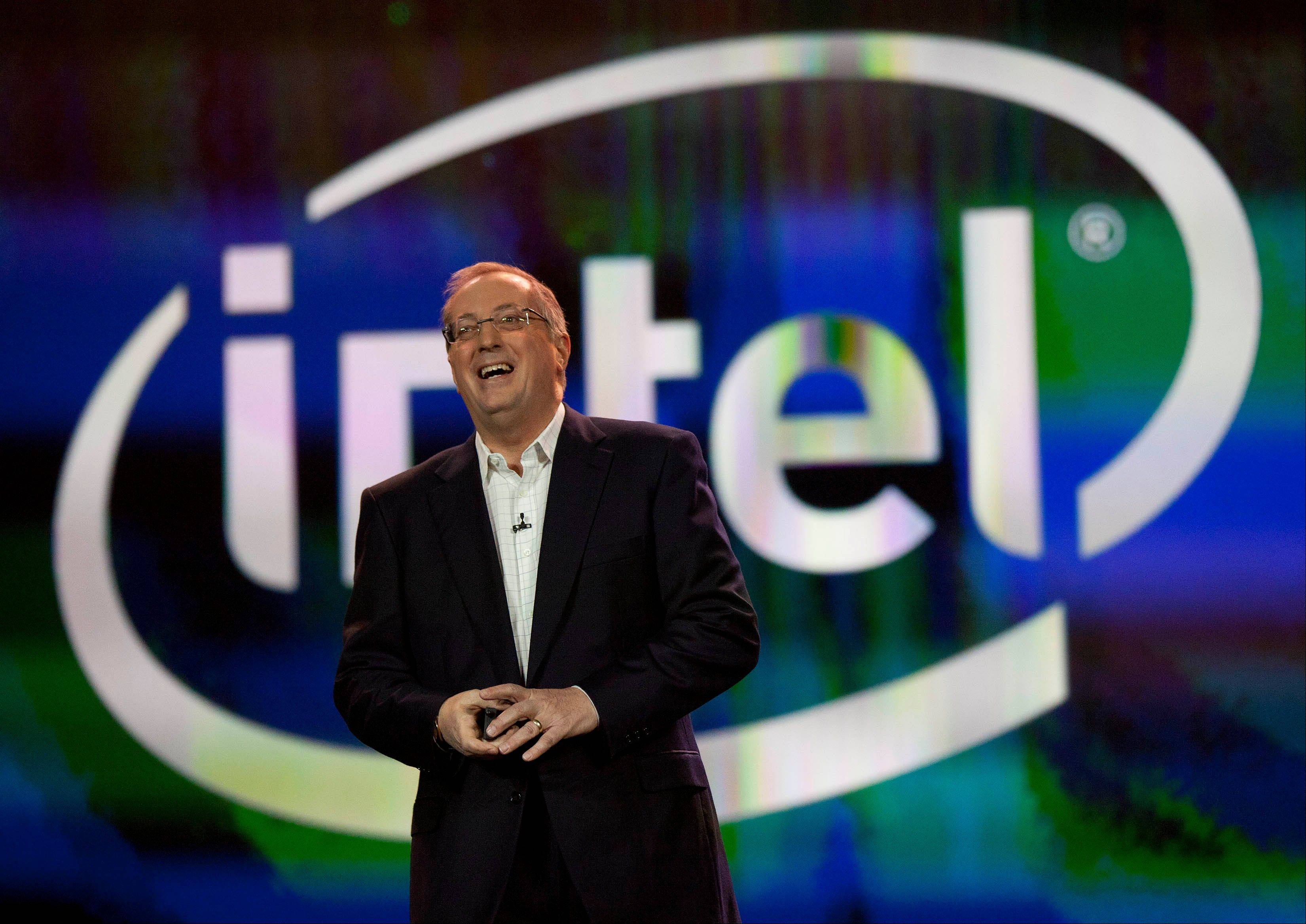 Intel president and CEO Paul Otellini plans to retire in May 2013 after nearly 40 years with the company. Intel's board will look at company executives as well as external candidates to replace Otellini, and on Monday promoted three executives to executive vice president.