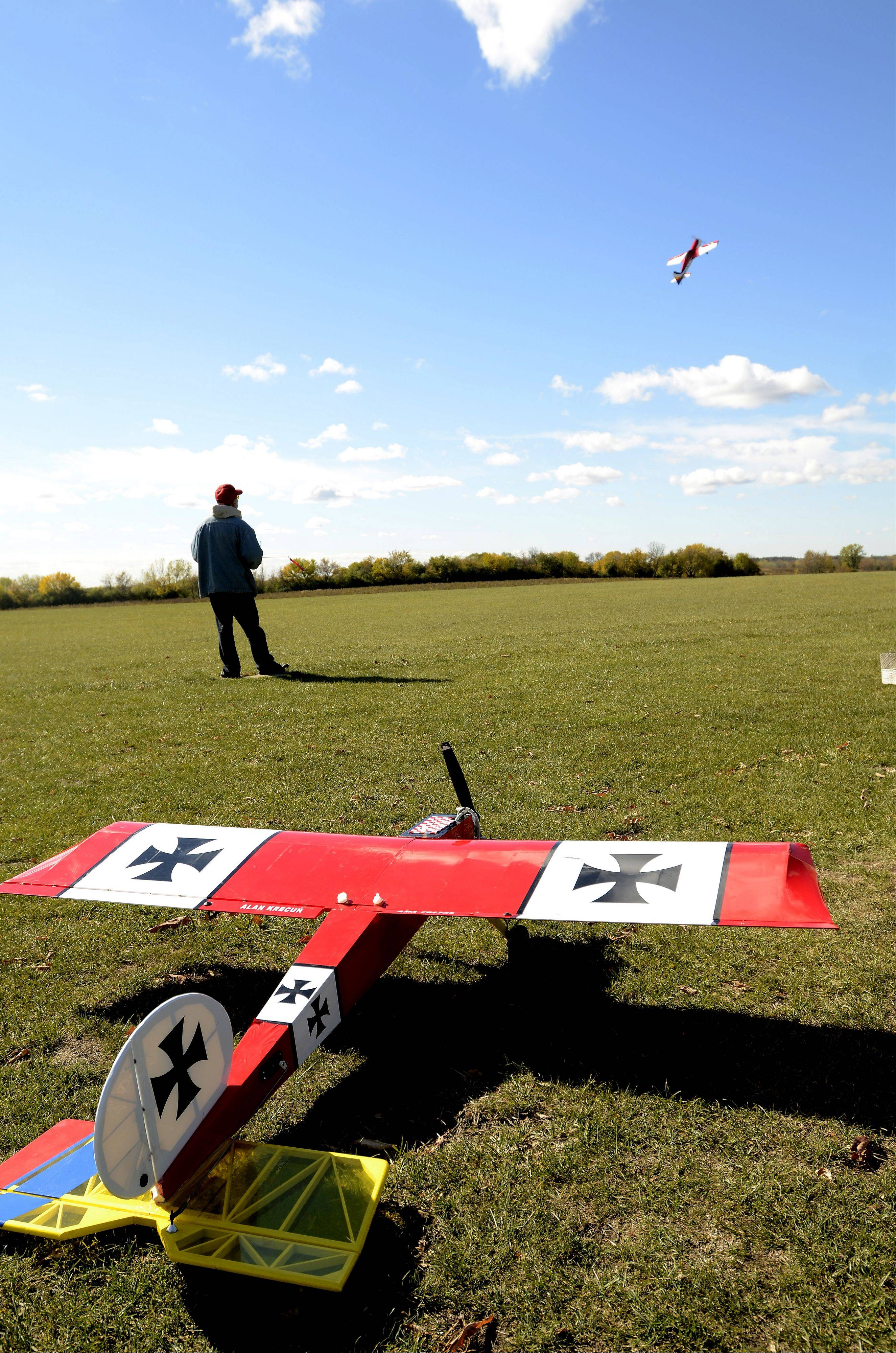 Model airplane enthusiasts can buy permits beginning Dec. 3 to fly their crafts in select DuPage County forest preserves.