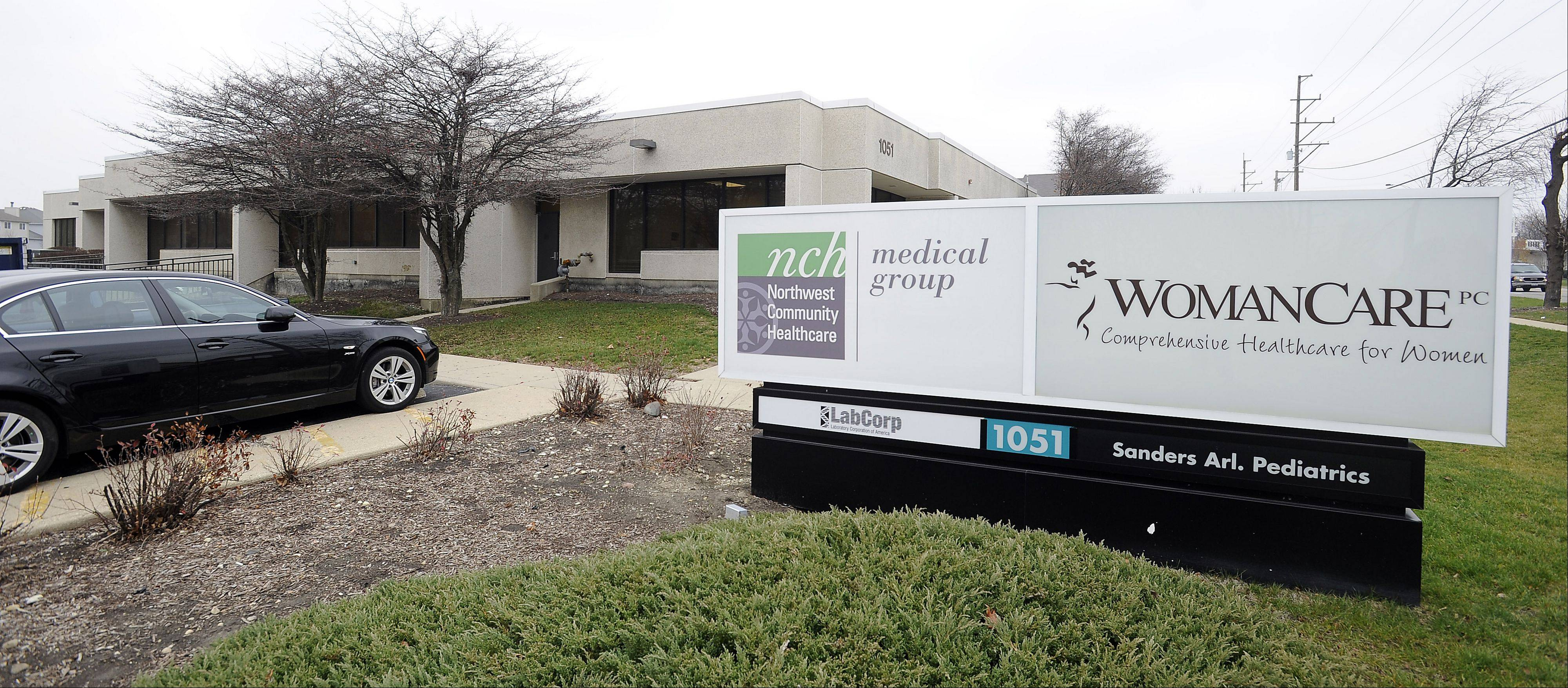 Despite opposition from some of its neighbors, Arlington Heights trustees approved an expansion that will double the size of the medical office building at 1051 W. Rand Road.